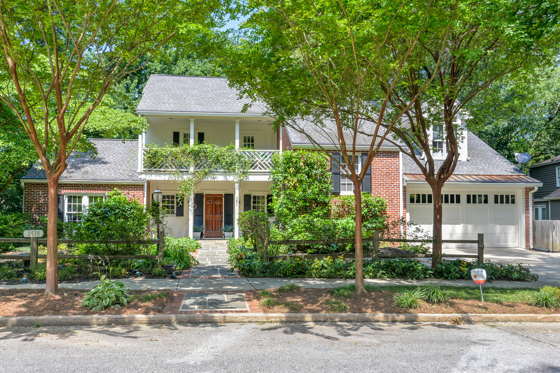 Single Family Home for Sale at Great Family Home In Haynes Manor 2530 Brookdale Dr Atlanta, Georgia 30305 United States