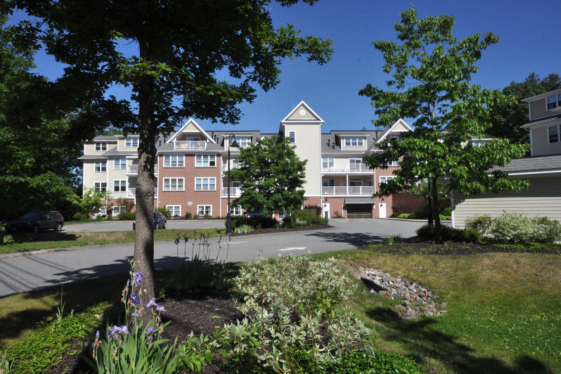 Кондоминиум для того Продажа на 95 Conant Street 221, Concord 95 Conant St 221, Concord, Массачусетс, 01742 Соединенные Штаты