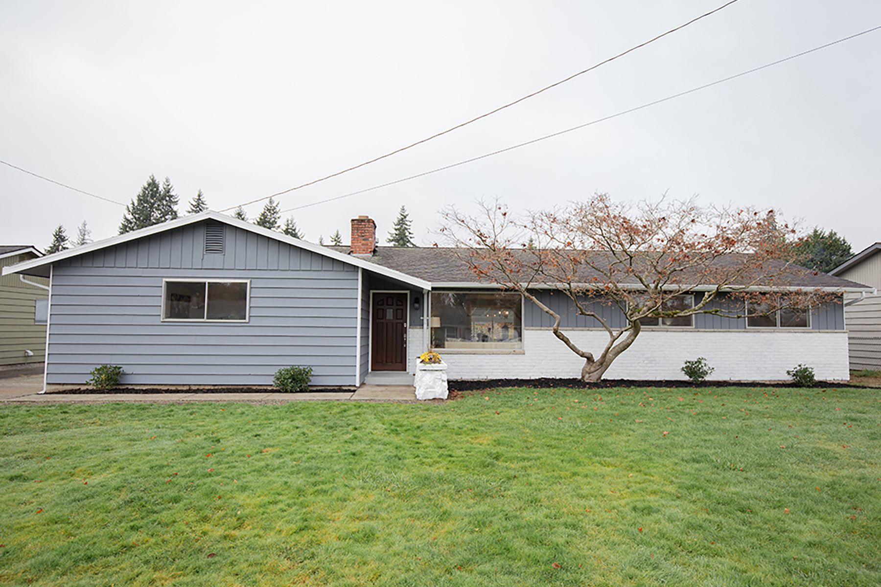 Single Family Homes for Sale at Marysville Rambler 8506 45th Dr NE Marysville, Washington 98270 United States