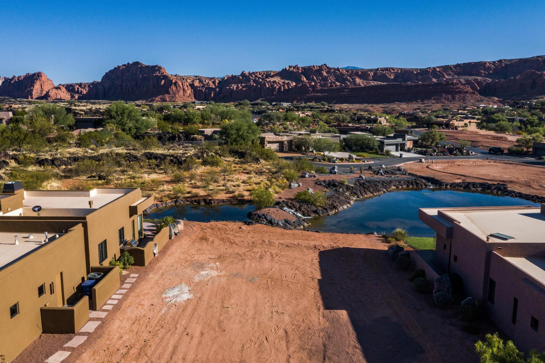 Land for Sale at Reserve At Entrada 1500 E Split Rock Dr #9, Ivins, Utah 84738 United States