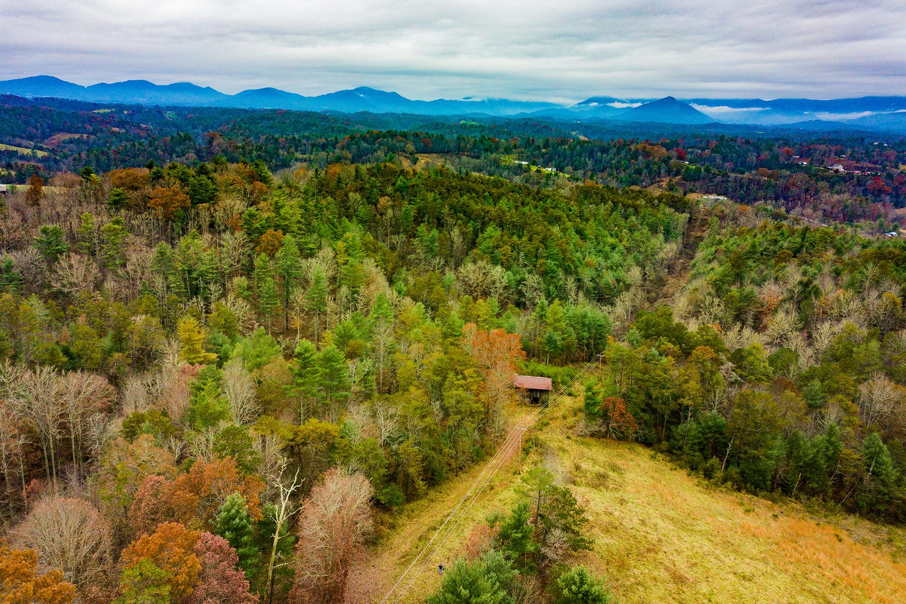 Land for Active at ALEXANDER 99999 Martin Candler Rd , Tract 1 Alexander, North Carolina 28701 United States