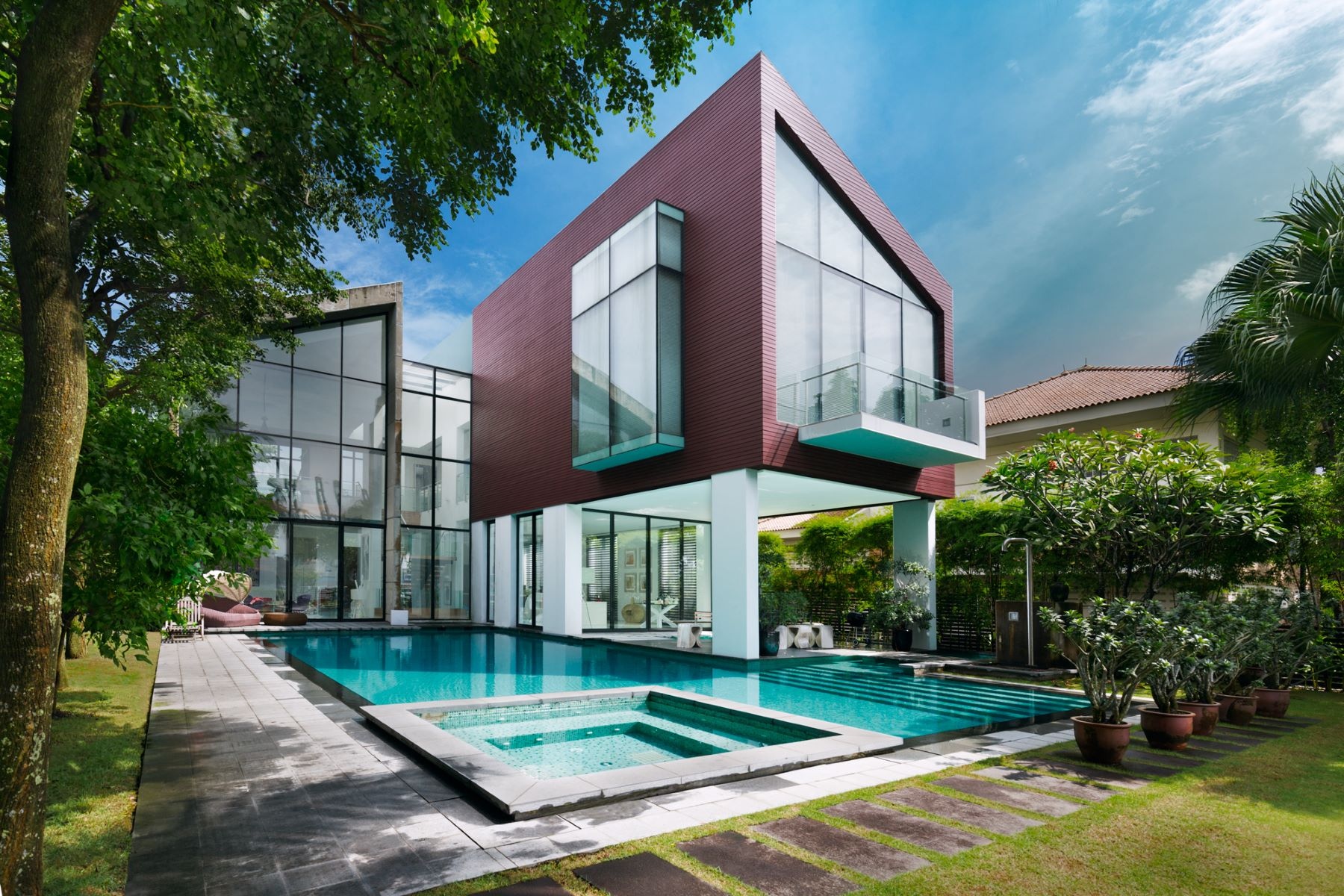 Single Family Home for Sale at Seaview paradise within a home Singapore, Singapore
