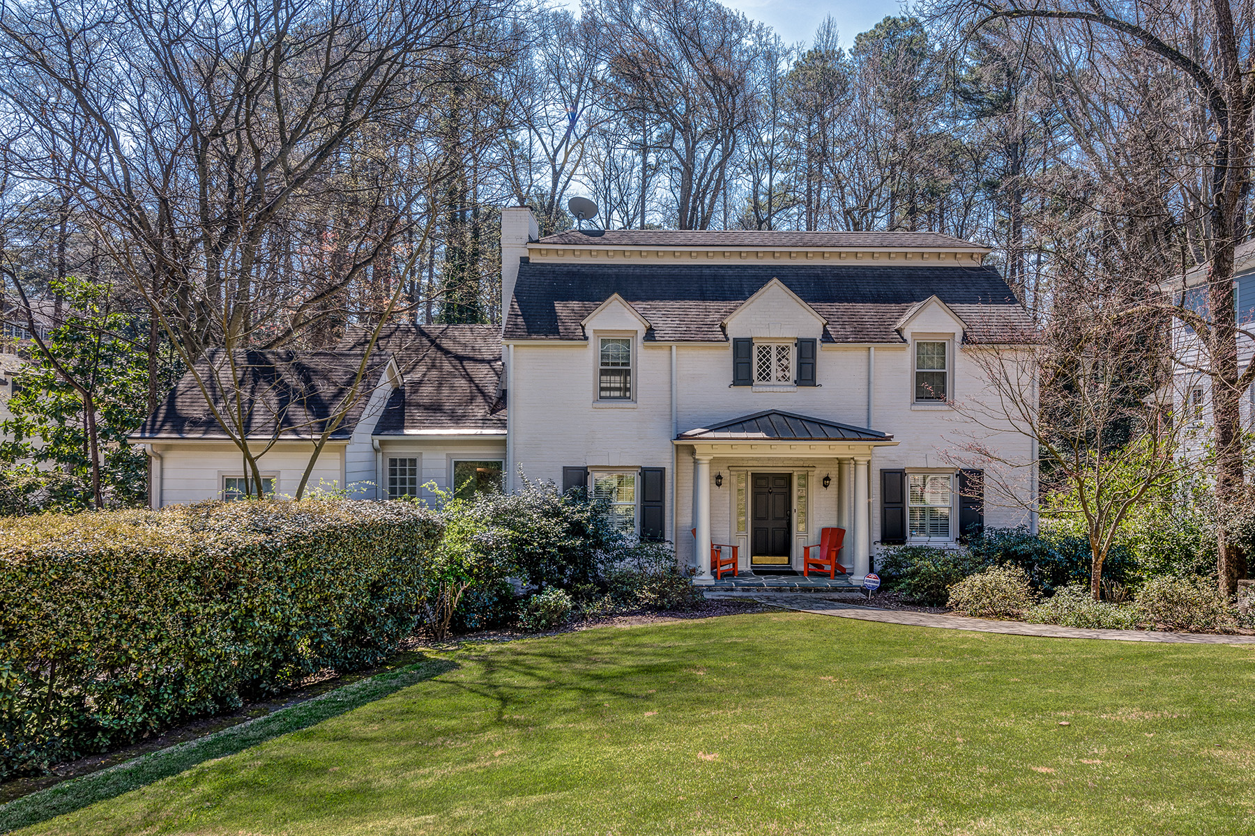 Single Family Home for Sale at Renovated Showstopper In Peachtree Park 755 Greenview Avenue NE, Peachtree Park, Atlanta, Georgia, 30305 United States