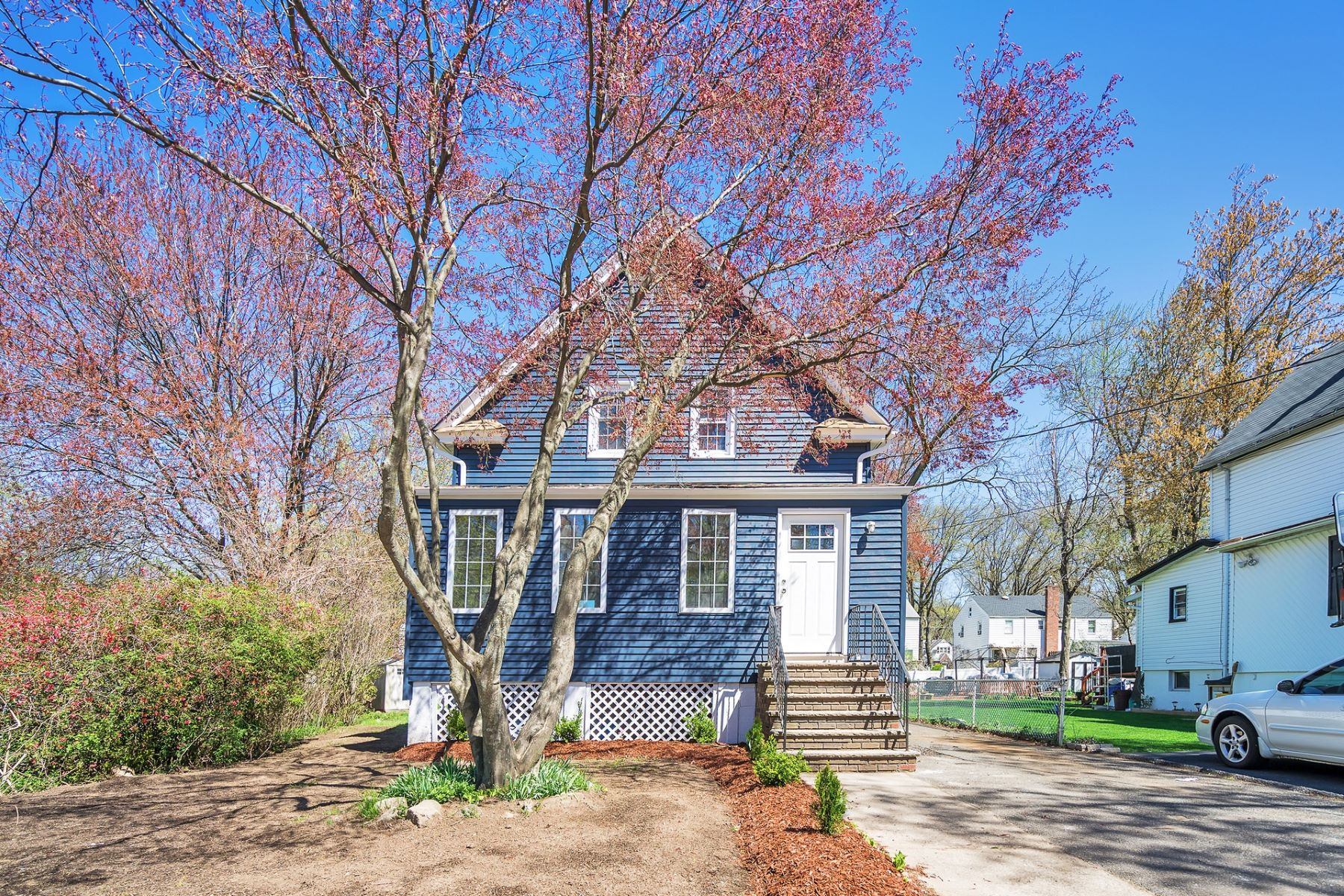 Single Family Homes for Sale at Newly Renovated! 587 Kenwood Place Teaneck, New Jersey 07666 United States