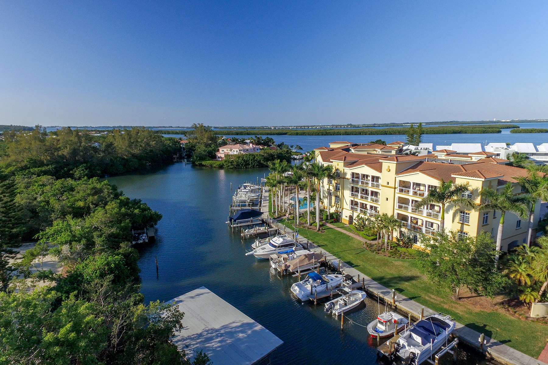 Condominiums for Sale at GRAND MARINER ON LONGOBOAT KEY 595 Dream Island Rd , 36B Longboat Key, Florida 34228 United States
