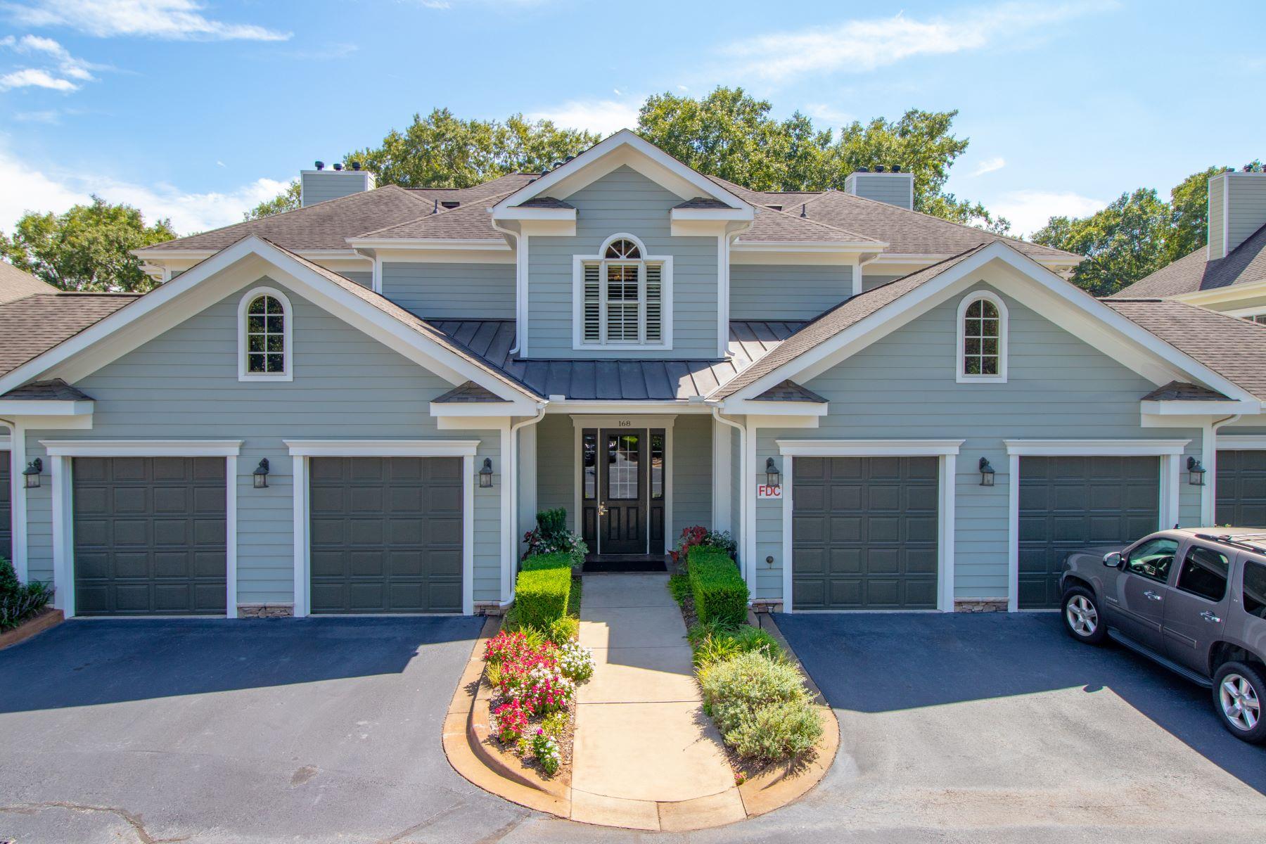 Condominiums للـ Sale في Downtown Living in a Quiet Neighborhood 168 Ridgeland Drive Bldg. 3, Unit 101, Greenville, South Carolina 29601 United States