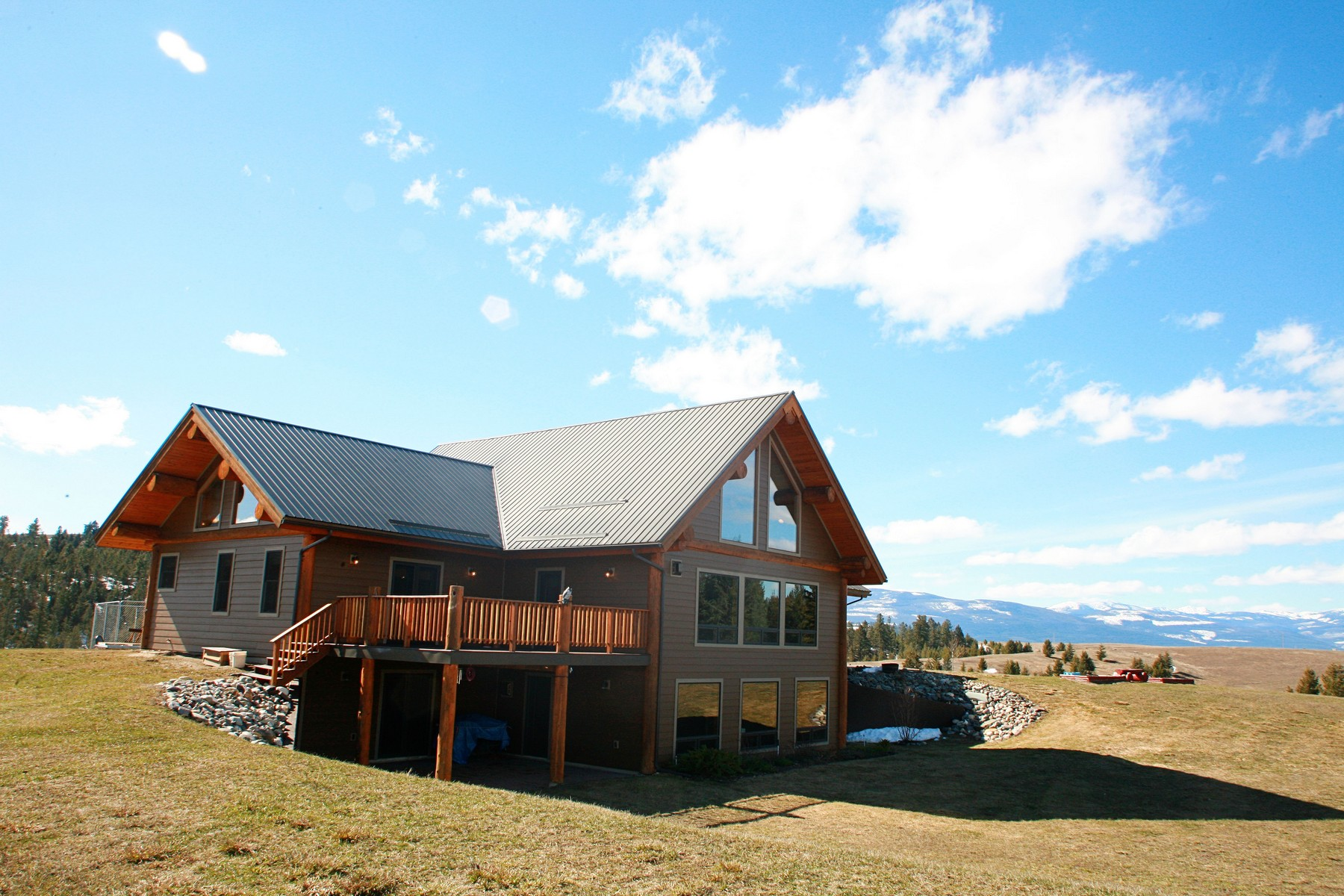 Single Family Homes for Sale at 89 Big Rock Bluff Rexford, Montana 59930 United States