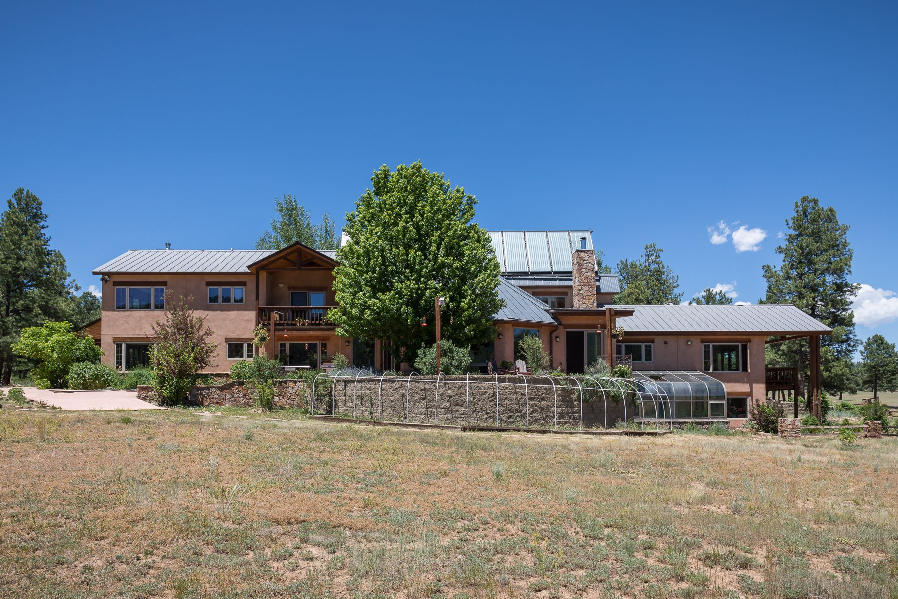 Additional photo for property listing at Peaceful Meadow Ranch 2415 Echo Canyon Ranch Lane Pagosa Springs, Colorado 81147 United States