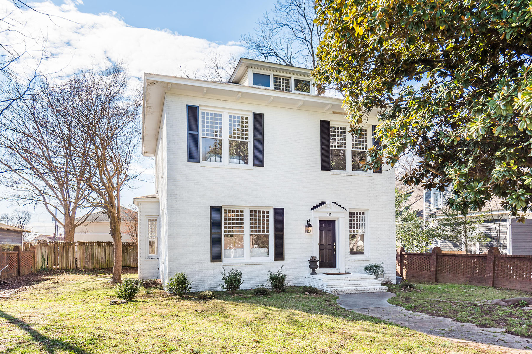 Single Family Homes for Sale at HISTORIC DISTRICT 15 Georgia St Concord, North Carolina 28025 United States