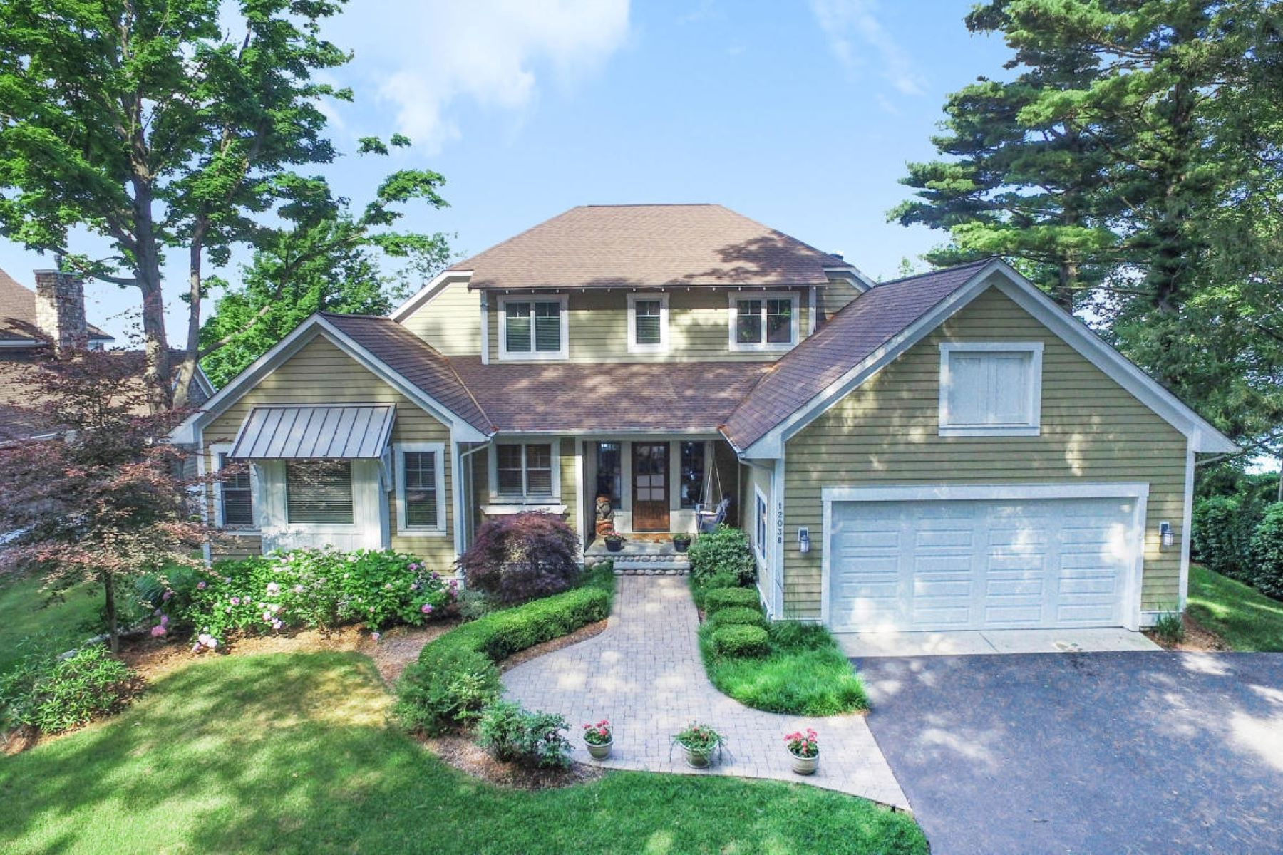 Single Family Homes for Sale at Incomparable South Haven Beach Home 12038 Lakebridge Lane South Haven, Michigan 49090 United States