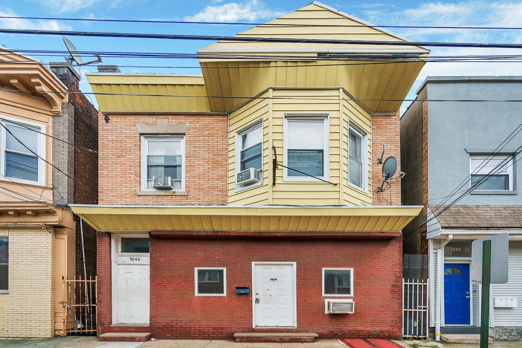 Multi-Family Home for Sale at Great Investment Property 9044 Palisade Plz, North Bergen, New Jersey 07047 United States
