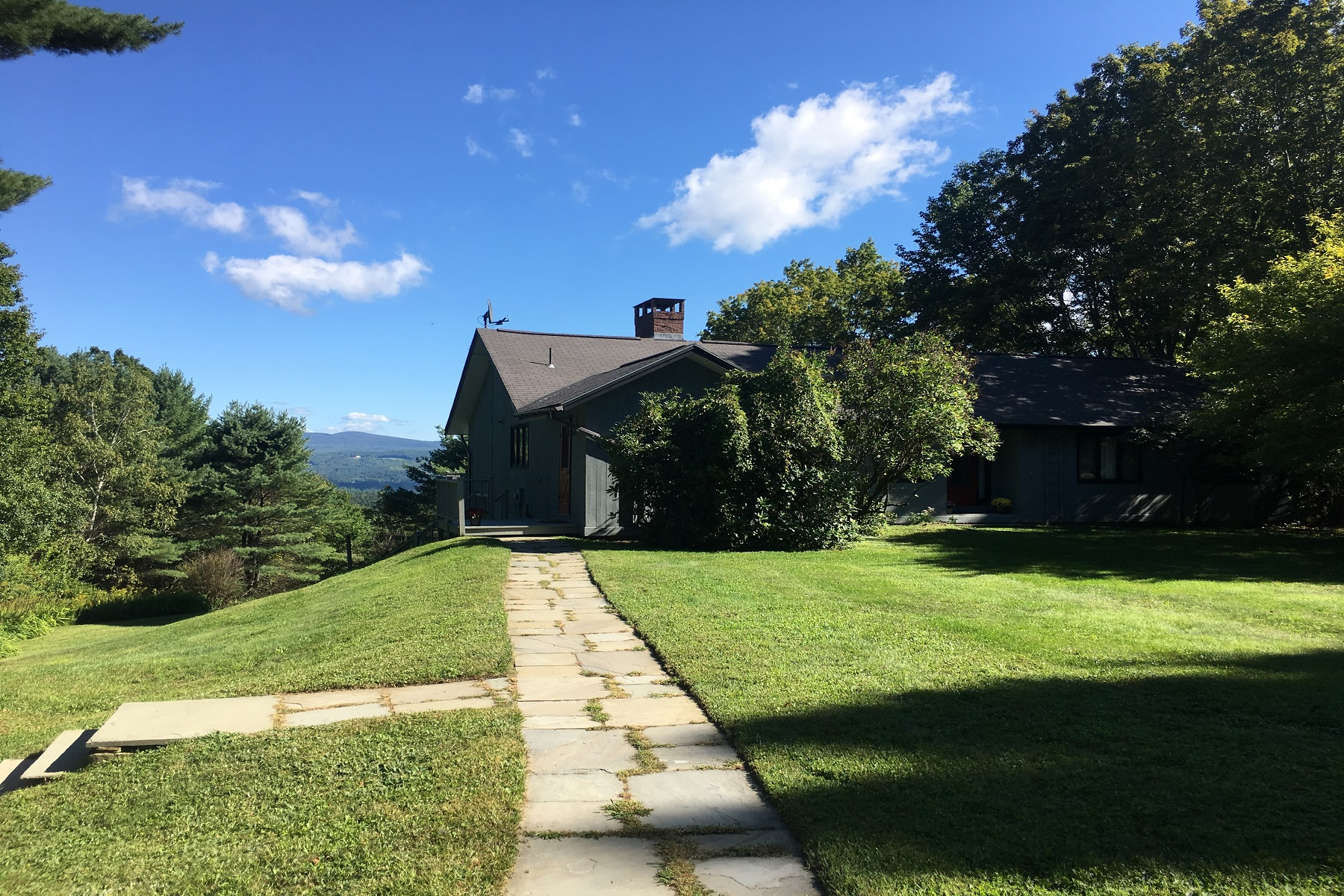 single family homes for Sale at Midcentury Beauty 746 Pattrell Road Norwich, Vermont 05055 United States