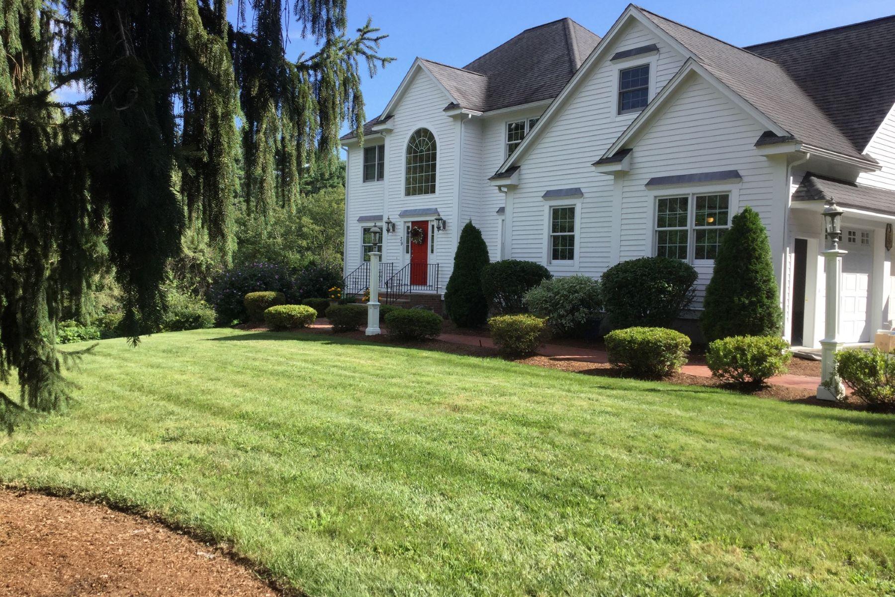 Villa per Vendita alle ore 39 Forest Park Drive, Carlisle Carlisle, Massachusetts, 01741 Stati Uniti