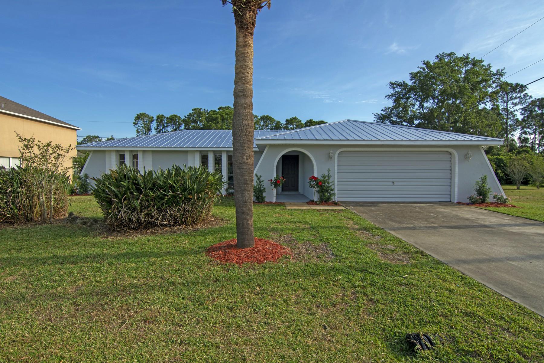 Μονοκατοικία για την Πώληση στο Remodeled CBS Home with Brand New Metal Roof 787 Empress Street SE #9 Palm Bay, Φλοριντα 32909 Ηνωμενεσ Πολιτειεσ