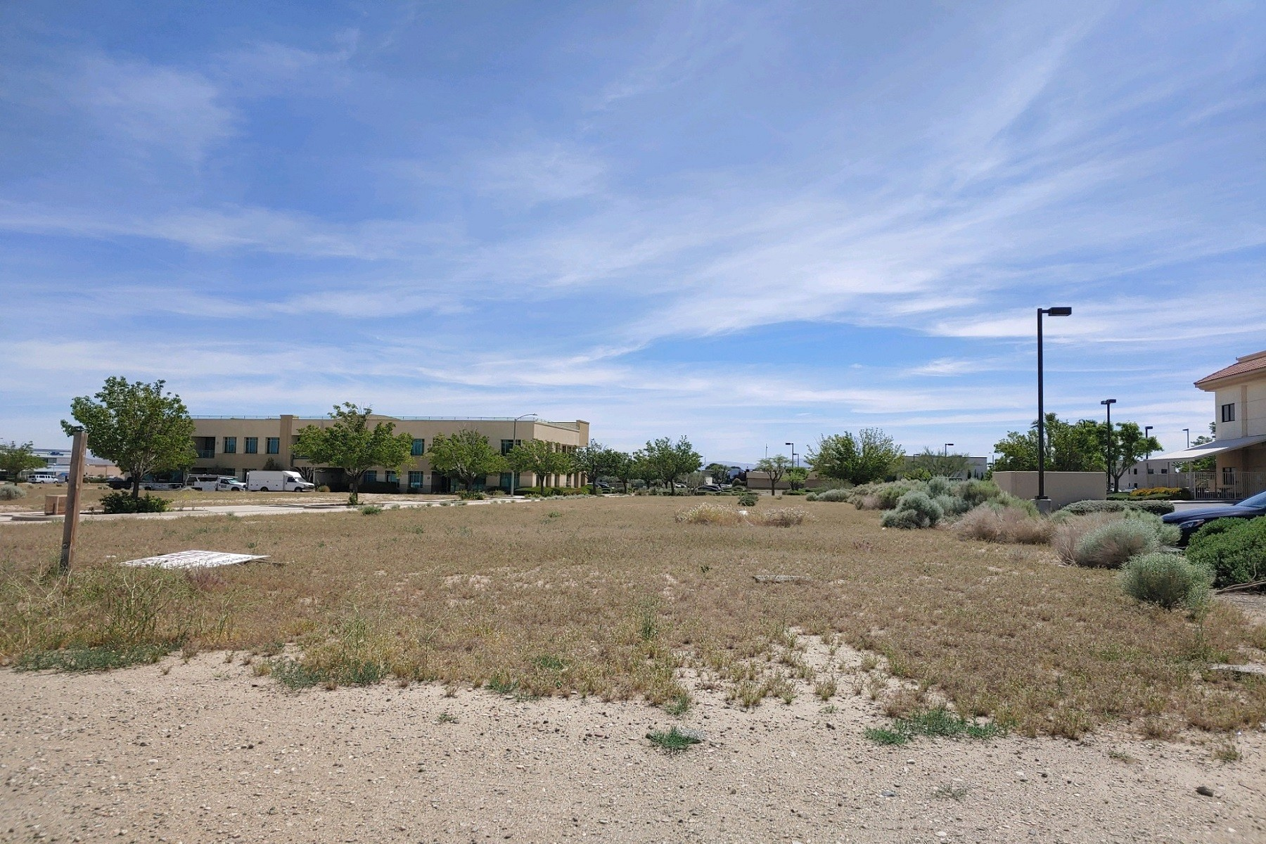 Land for Active at 0 California Avenue, Victorville, California 92392 0 California Avenue Victorville, California 92392 United States