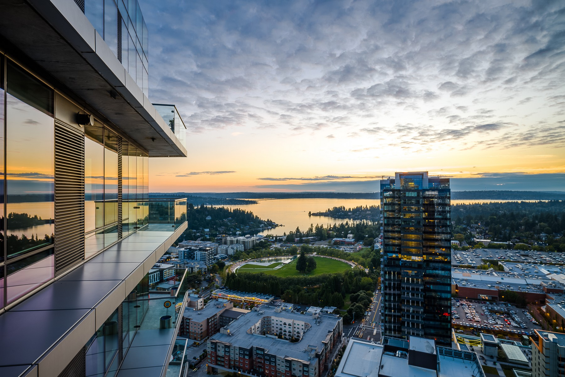 Bellevue Tower Penthouse 10700 NE 4th St #4102 Bellevue, Washington 98004 United States