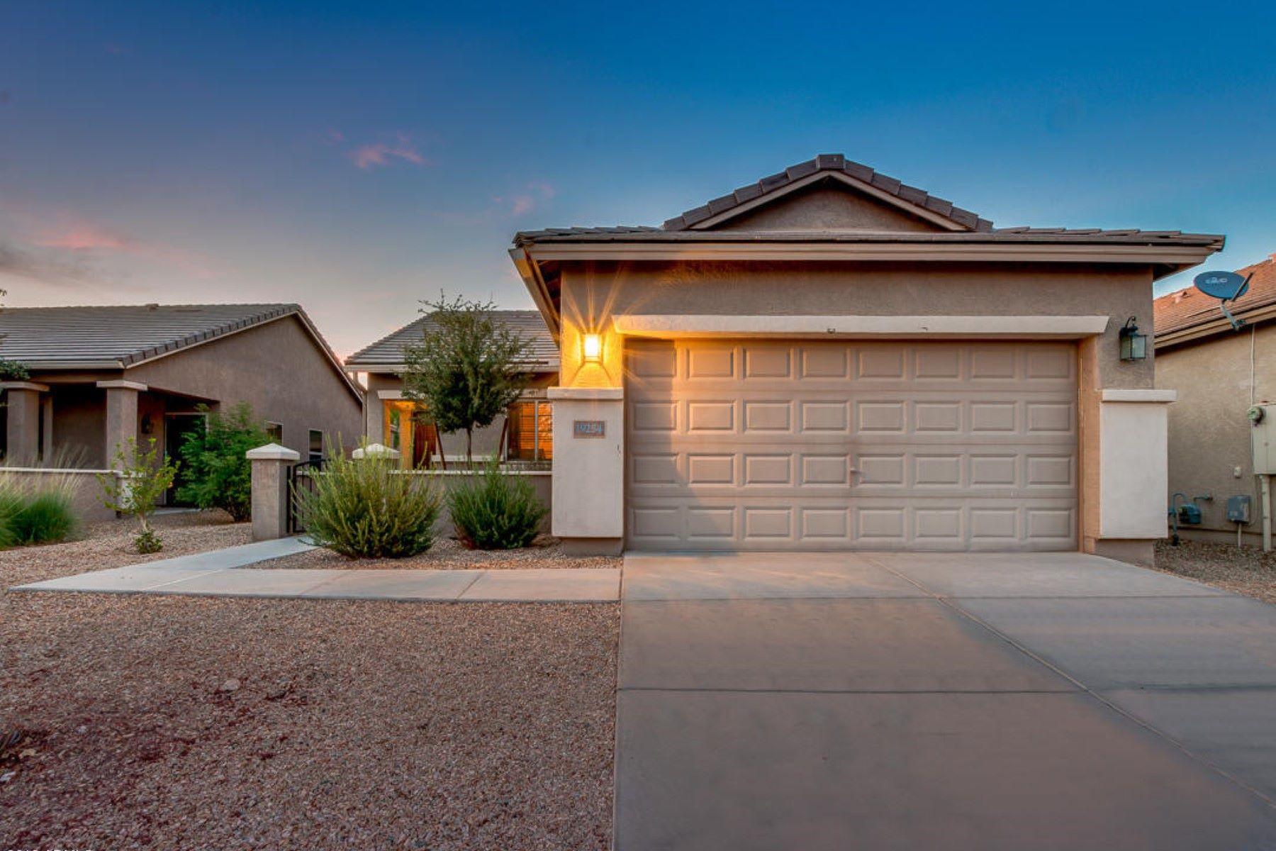 Single Family Homes for Sale at Vista De Montana 19254 W Monroe St Buckeye, Arizona 85326 United States
