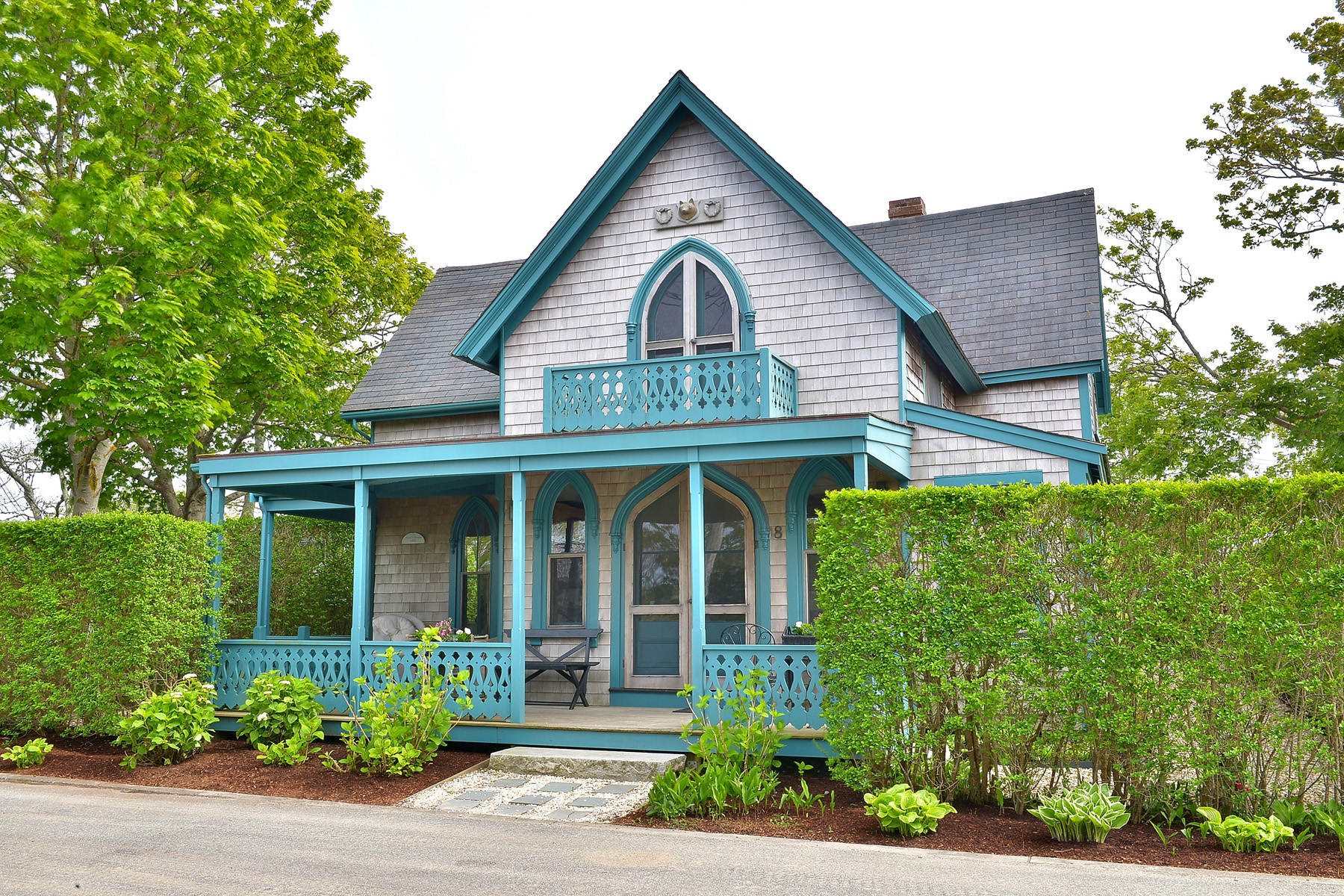 "Moradia para Venda às ""Wolf's Head"" Actor's Colony Cottage 8 Cottage Avenue Siasconset, Massachusetts, 02564 Estados Unidos"