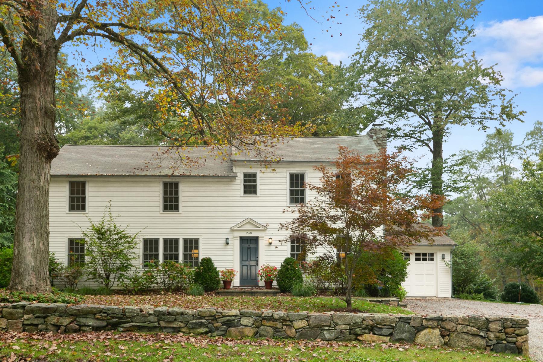 Maison unifamiliale pour l Vente à LIVE Country 238 Hunt Lane North Salem, New York 10560 États-Unis
