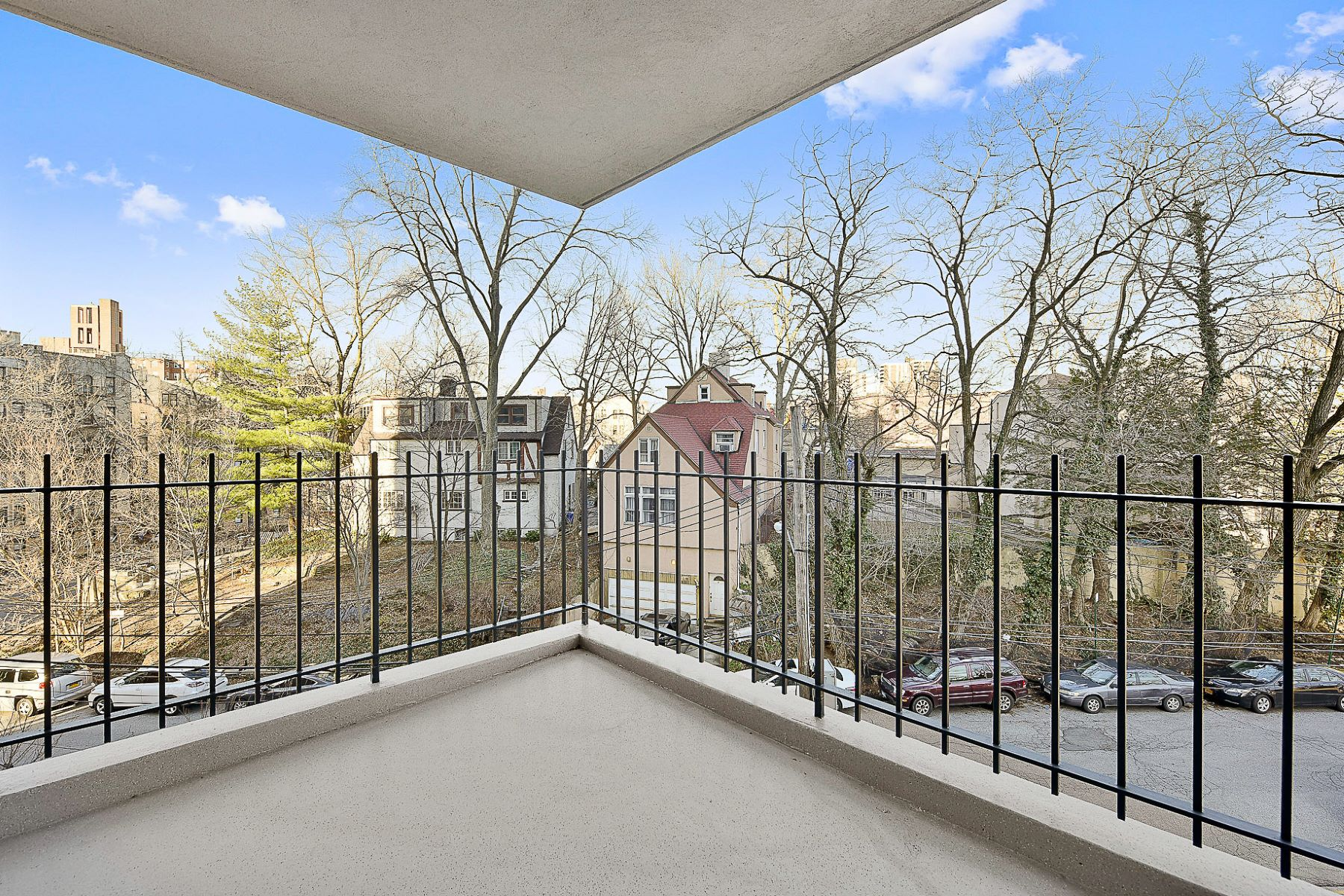 Co-op for Sale at Sun-filled with Open Views and a Terrace Large 2 BR Co-op 3850 Sedgwick Avenue 4F Kingsbridge, Bronx, New York, 10463 United States