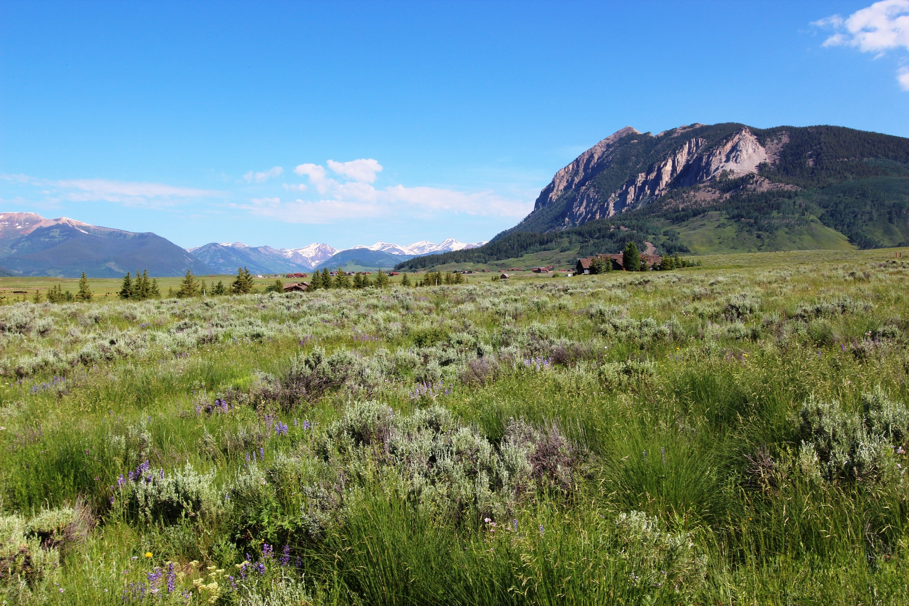 Land for Sale at Rare Fishing Property on the East River 425 Sunset Drive, Crested Butte, Colorado, 81224 United States