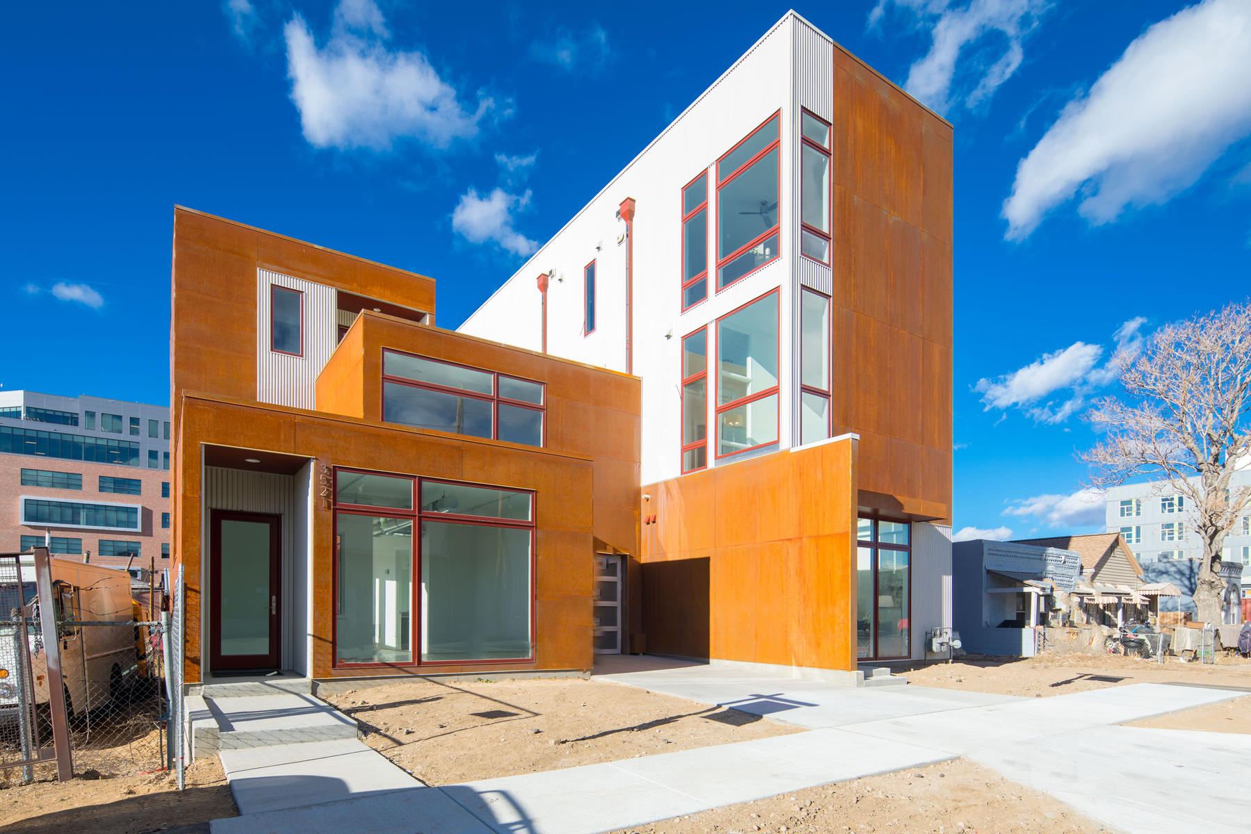 Single Family Home for Active at Unique & Modern in RiNo 3523 Wynkoop Street Denver, Colorado 80216 United States