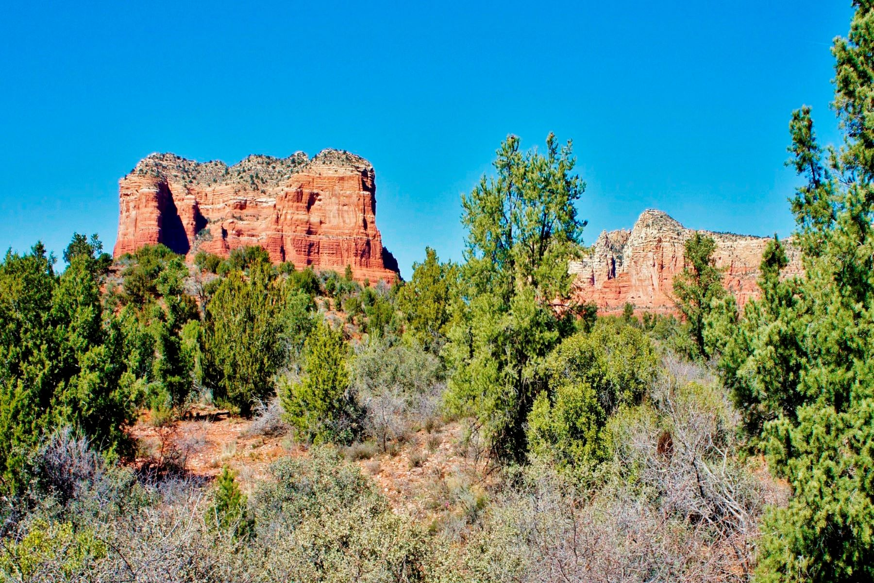 Land for Sale at Excellent Value in La Barranca! 35 La Barranca Drive, Sedona, Arizona, 86351 United States