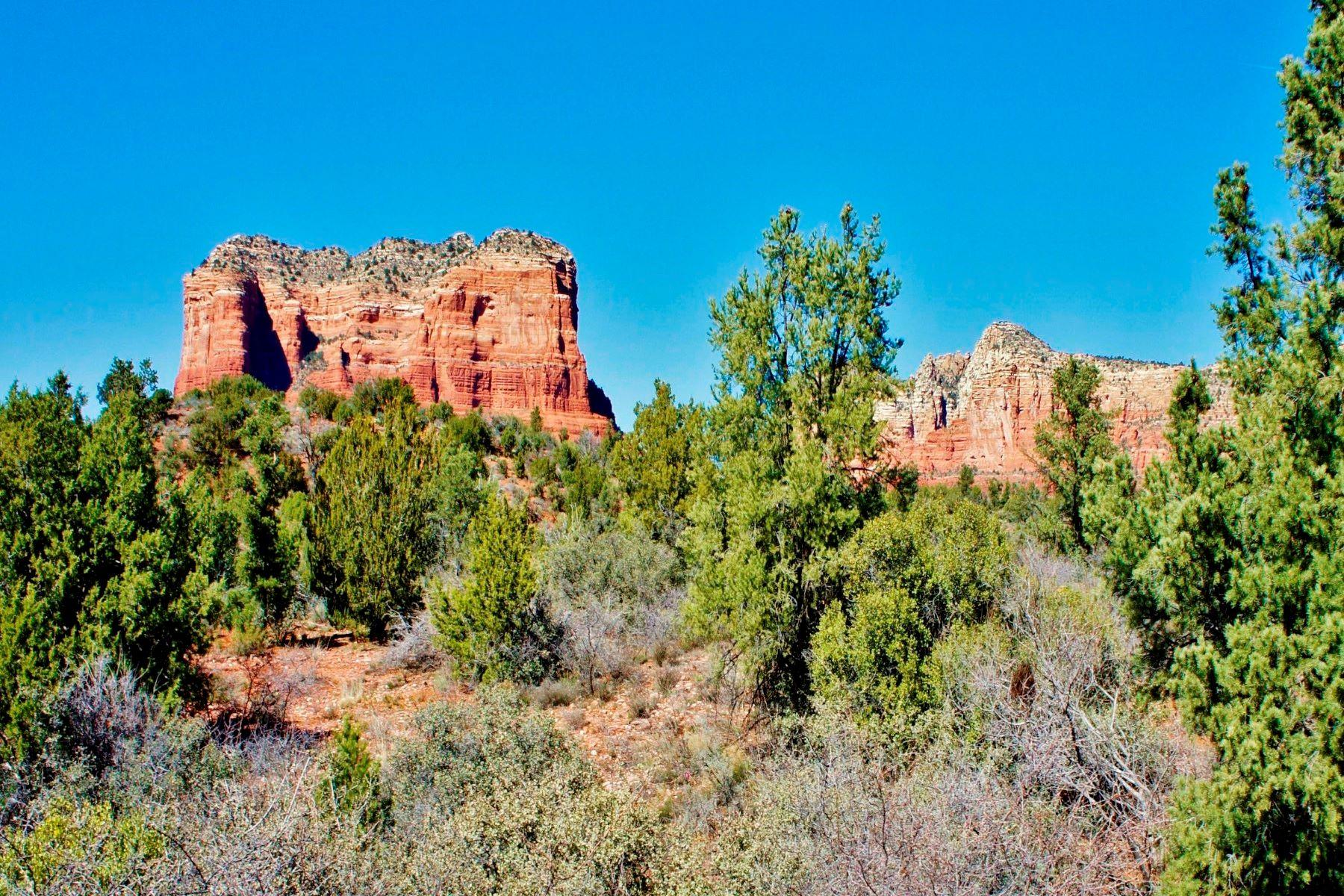 土地 のために 売買 アット Excellent Value in La Barranca! 35 La Barranca Drive, Sedona, アリゾナ, 86351 アメリカ合衆国