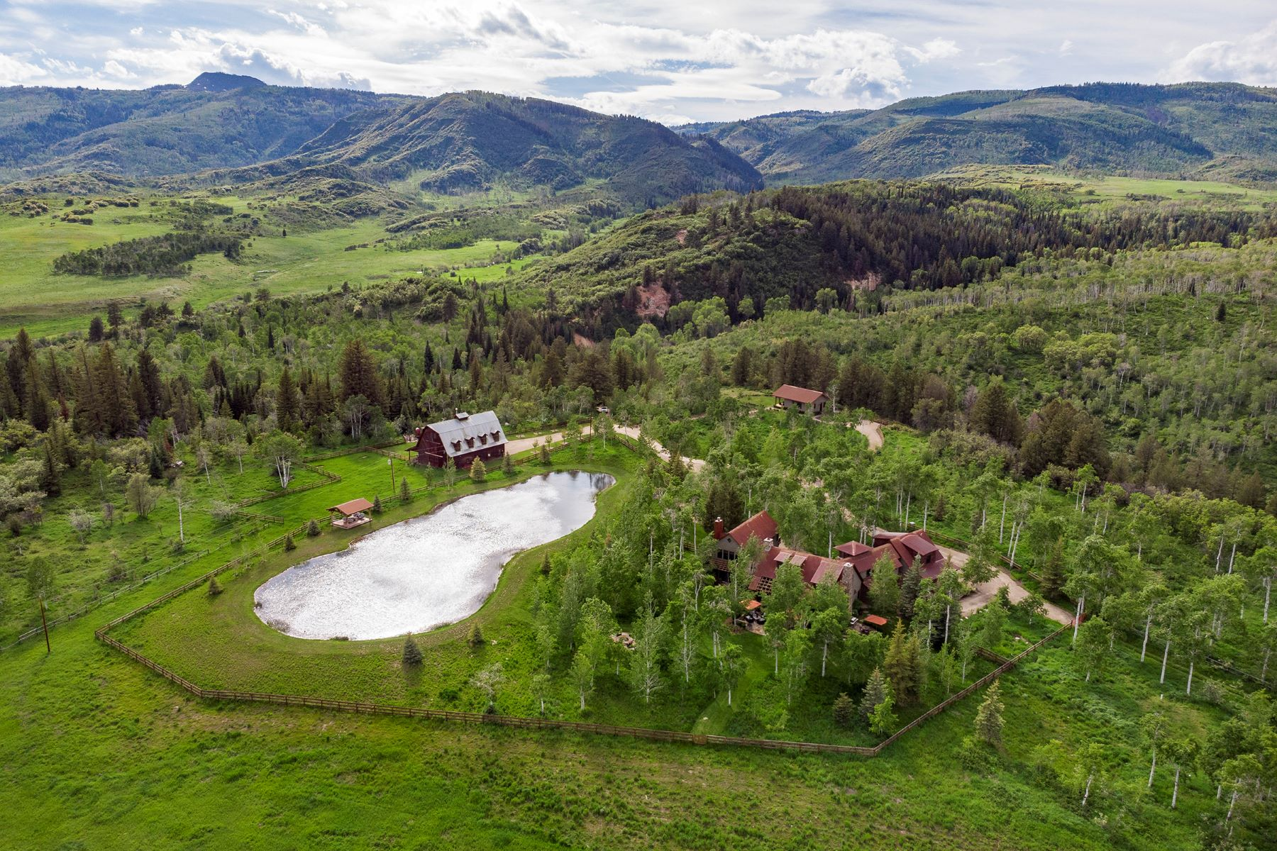 Single Family Homes 為 出售 在 Wishbone Ranch 50430 County Road 56a, Steamboat Springs, 科羅拉多州 80487 美國