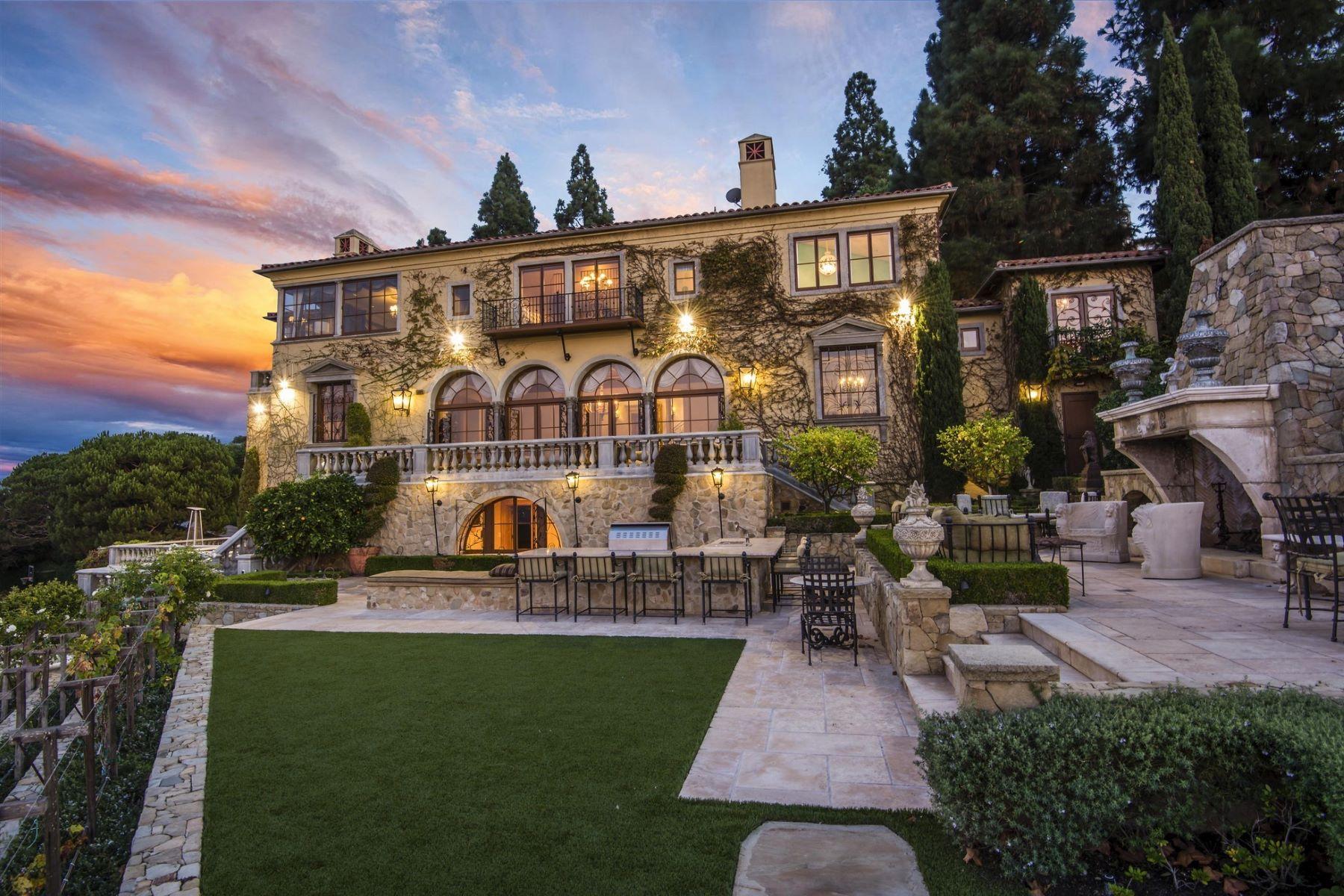 Einfamilienhaus für Verkauf beim 705 Via La Cuesta 705 Via La Cuesta Palos Verdes Estates, Kalifornien 90274 Vereinigte Staaten
