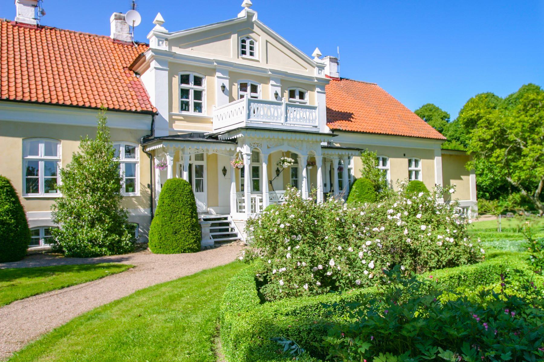 Single Family Homes por un Venta en Rausvägen 739 Other Skane, Skane 253 51 Suecia