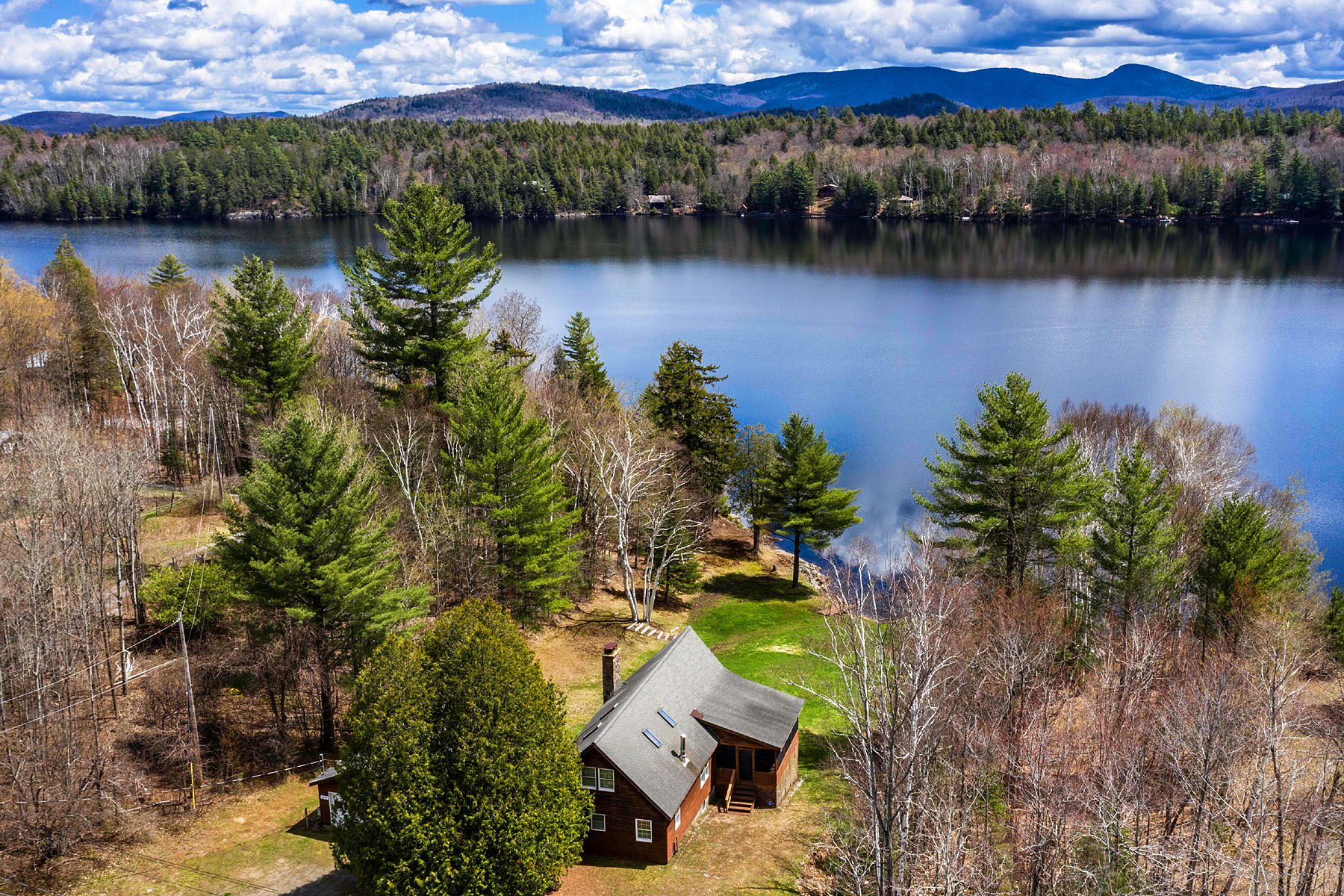 Single Family Homes for Sale at 5644 NYS Rt 30 5644 NYS Route 30 Indian Lake, New York 12842 United States