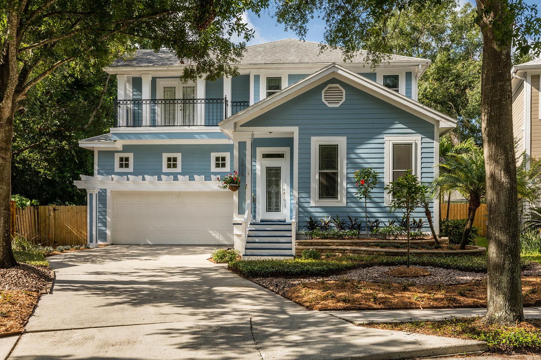 Casa Unifamiliar por un Venta en TAMPA 2812 Southpointe Ln Tampa, Florida 33611 Estados Unidos