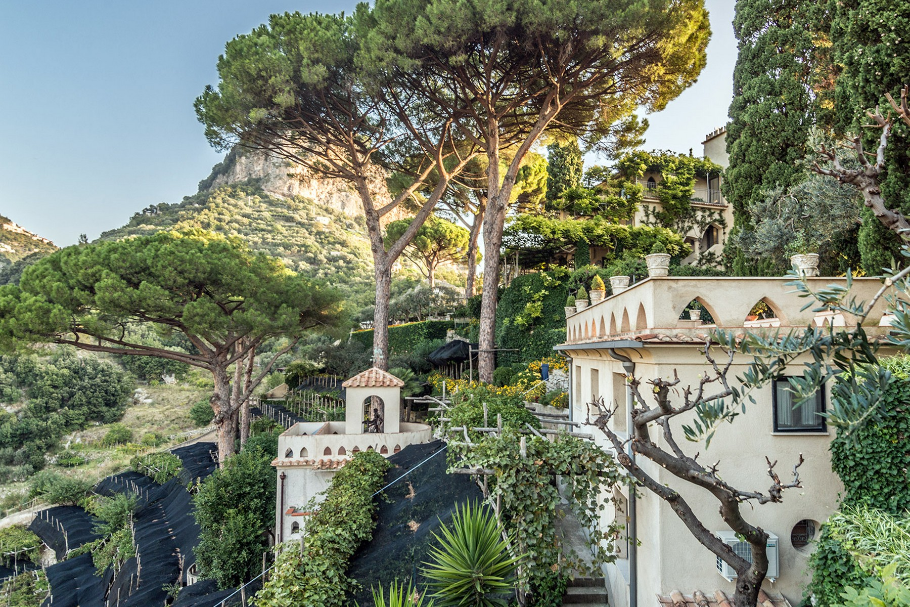 Additional photo for property listing at Torre di Civita, stunning property by the Amalfi Coast Ravello, Salerno Italy