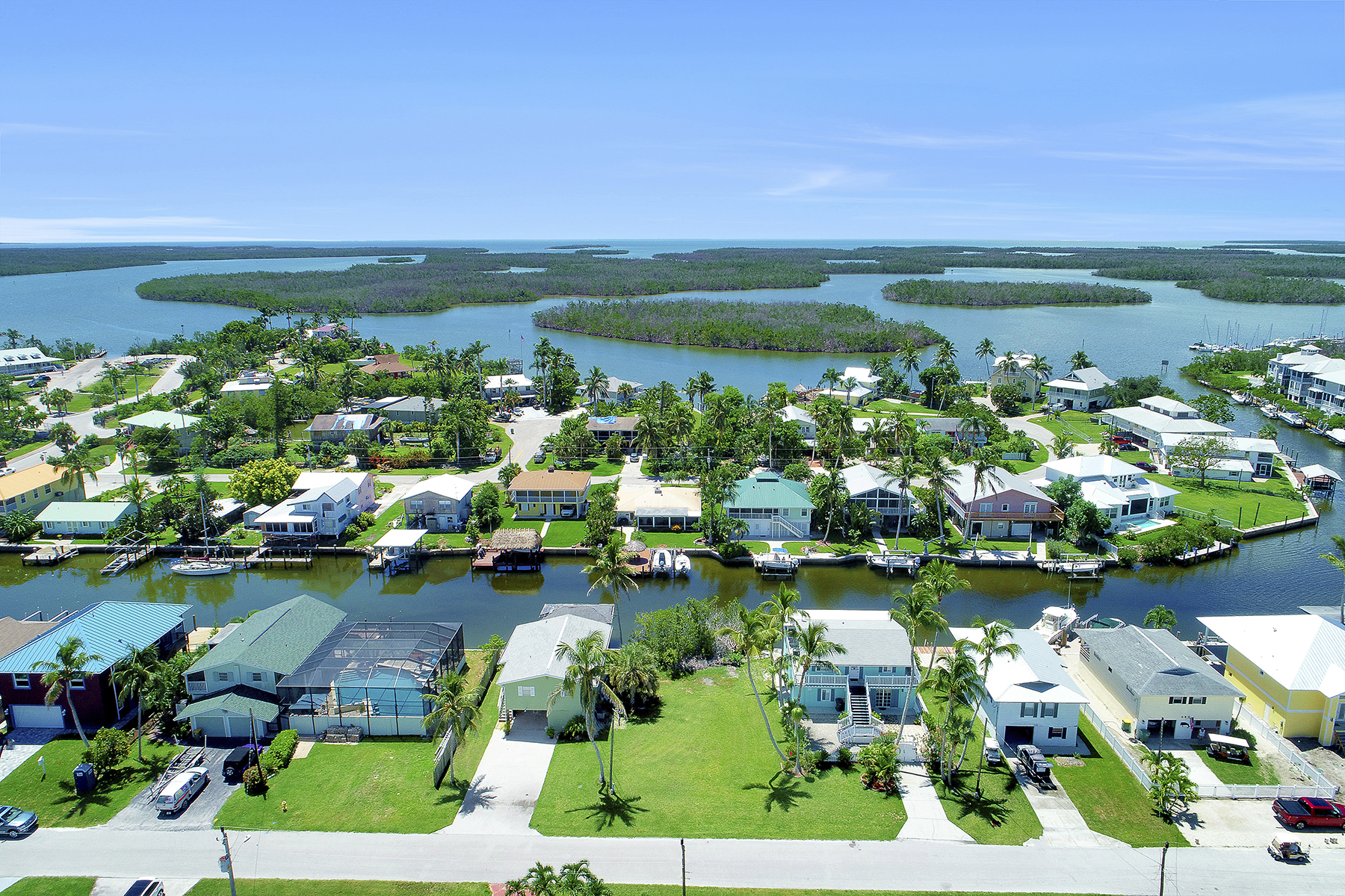 Land for Active at GOODLAND 574 Coconut Ave Goodland, Florida 34140 United States