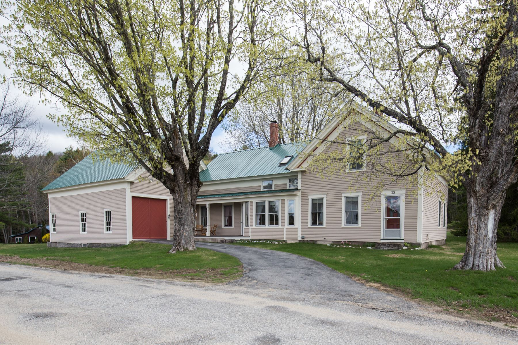 Single Family Home for Sale at 15 Camp Pondicherry Road 15 Camp Pondicherry Road Bridgton, Maine 04009 United States
