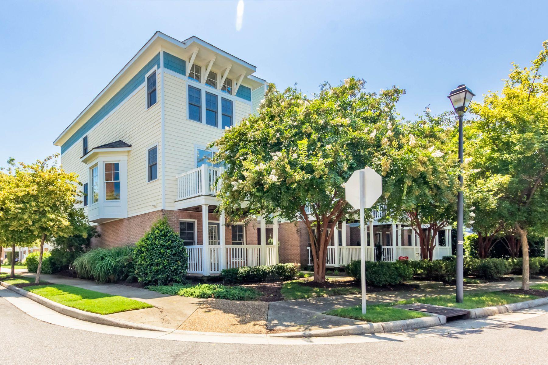 Condominiums por un Venta en OCEAN VIEW EAST 8170 North View Boulevard Norfolk, Virginia 23518 Estados Unidos