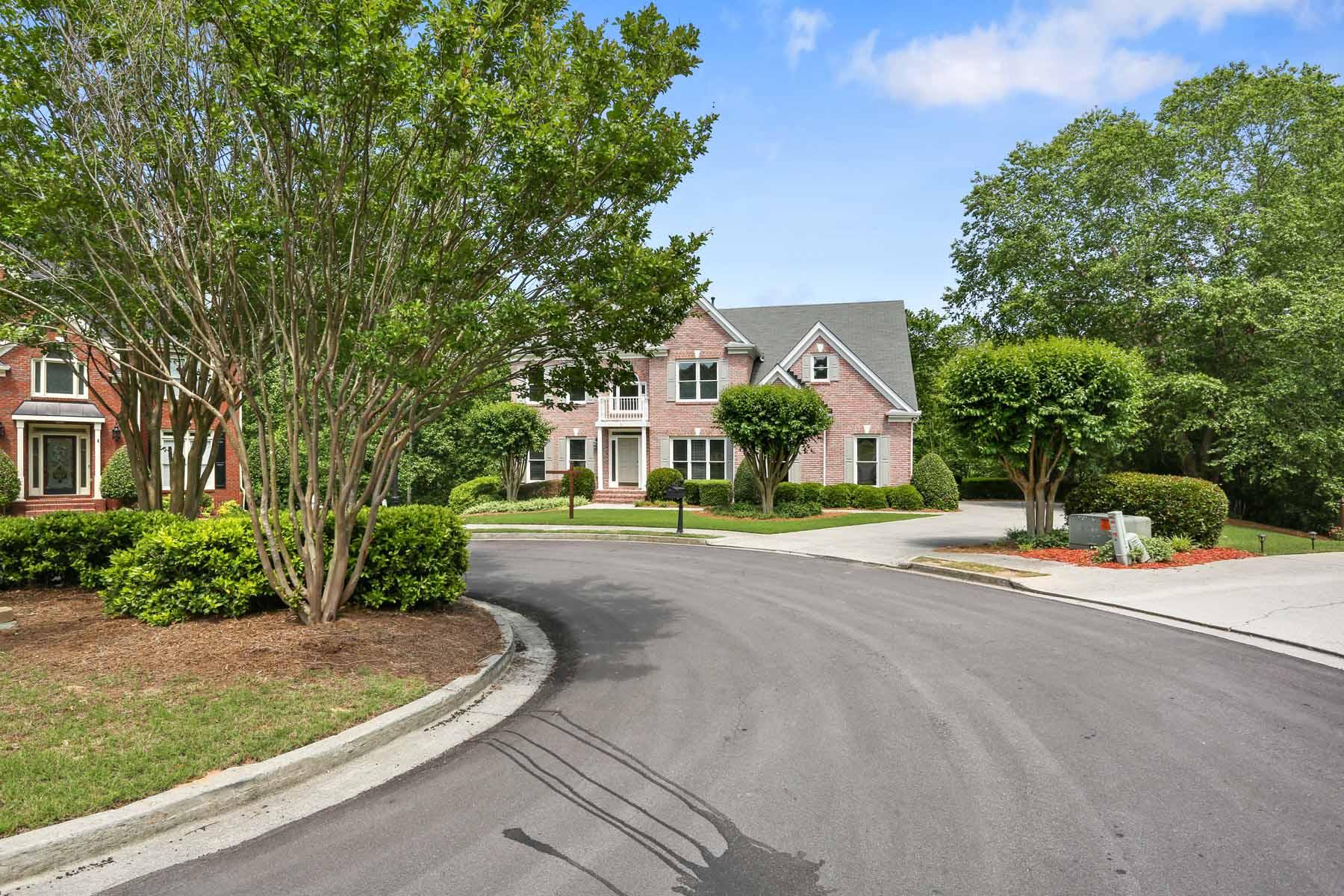 Vivienda unifamiliar por un Venta en Beautiful Four-Side Brick Home 2922 Mill Park Court Dacula, Georgia, 30019 Estados Unidos