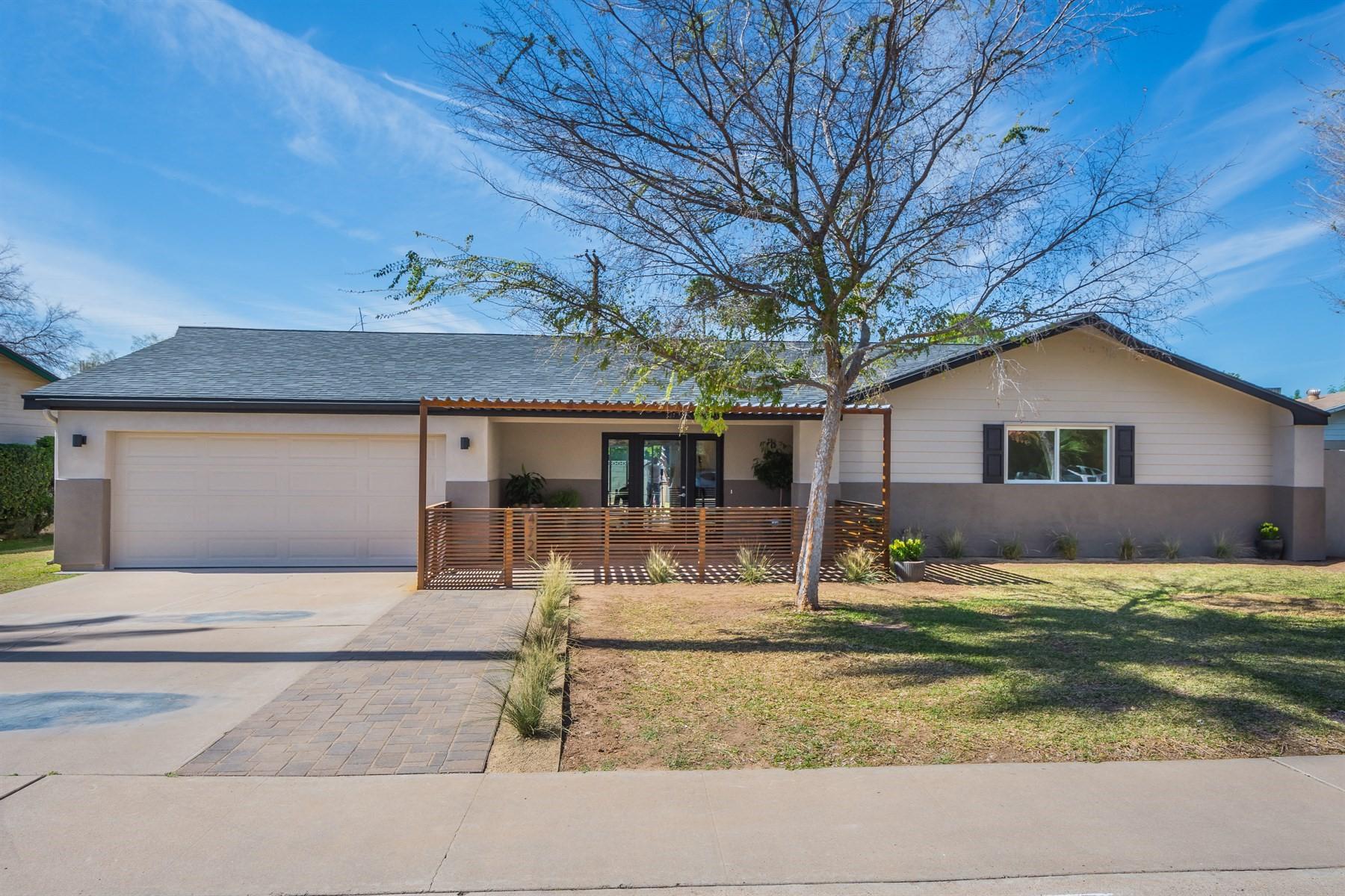 Casa Unifamiliar por un Venta en Fabulous single story home in a desirable neighborhood 4724 N 33rd Pl Phoenix, Arizona, 85018 Estados Unidos