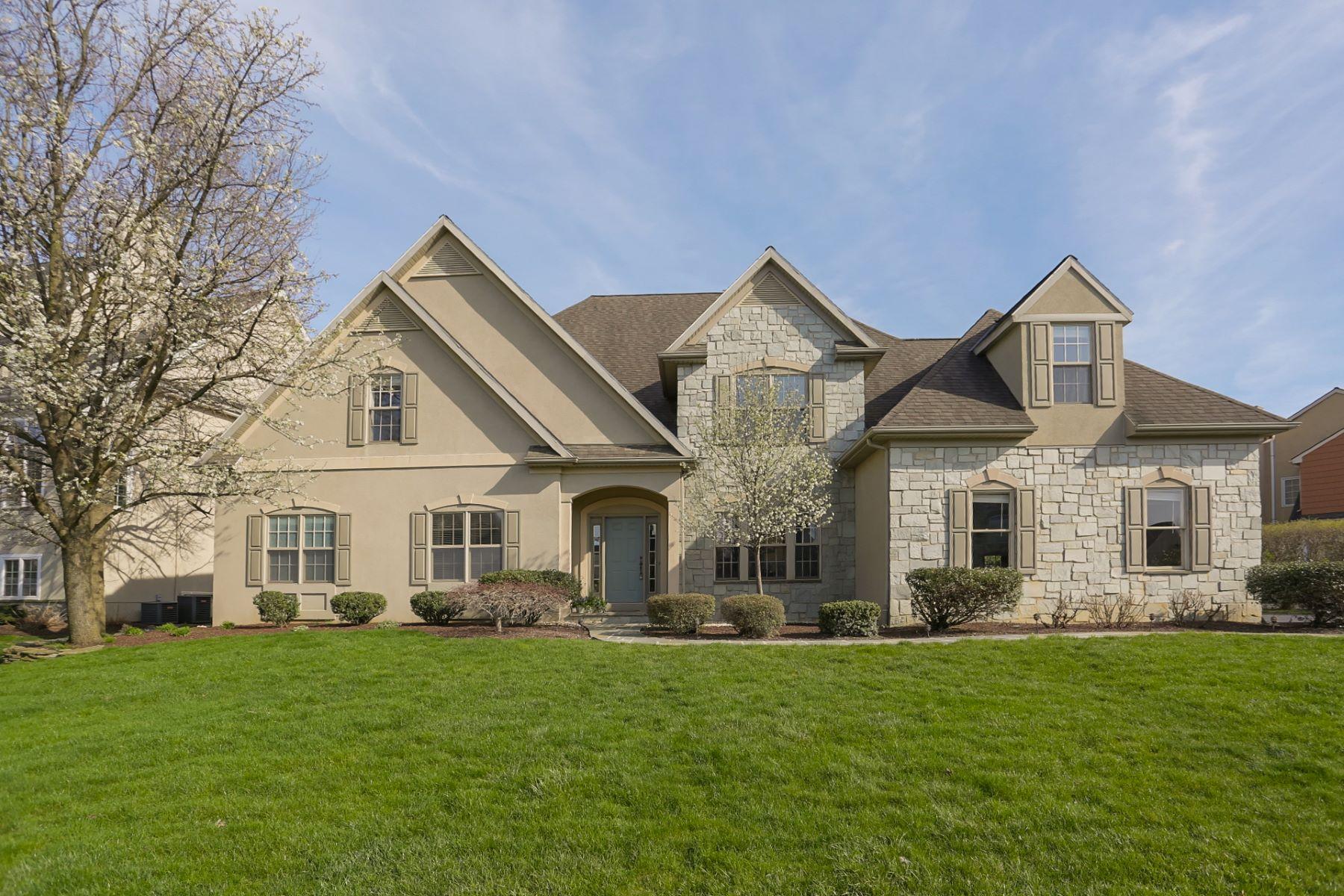 Частный односемейный дом для того Продажа на 805 Woodfield Drive Lititz, Пенсильвания 17543 Соединенные Штаты
