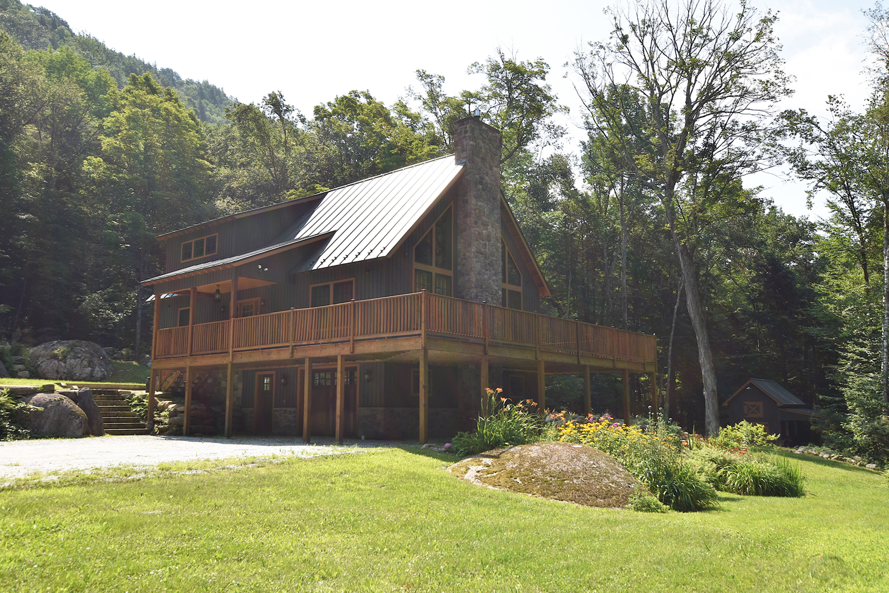 Single Family Homes for Sale at 256 Chittenden Road, Chittenden 256 Chittenden Rd Chittenden, Vermont 05737 United States