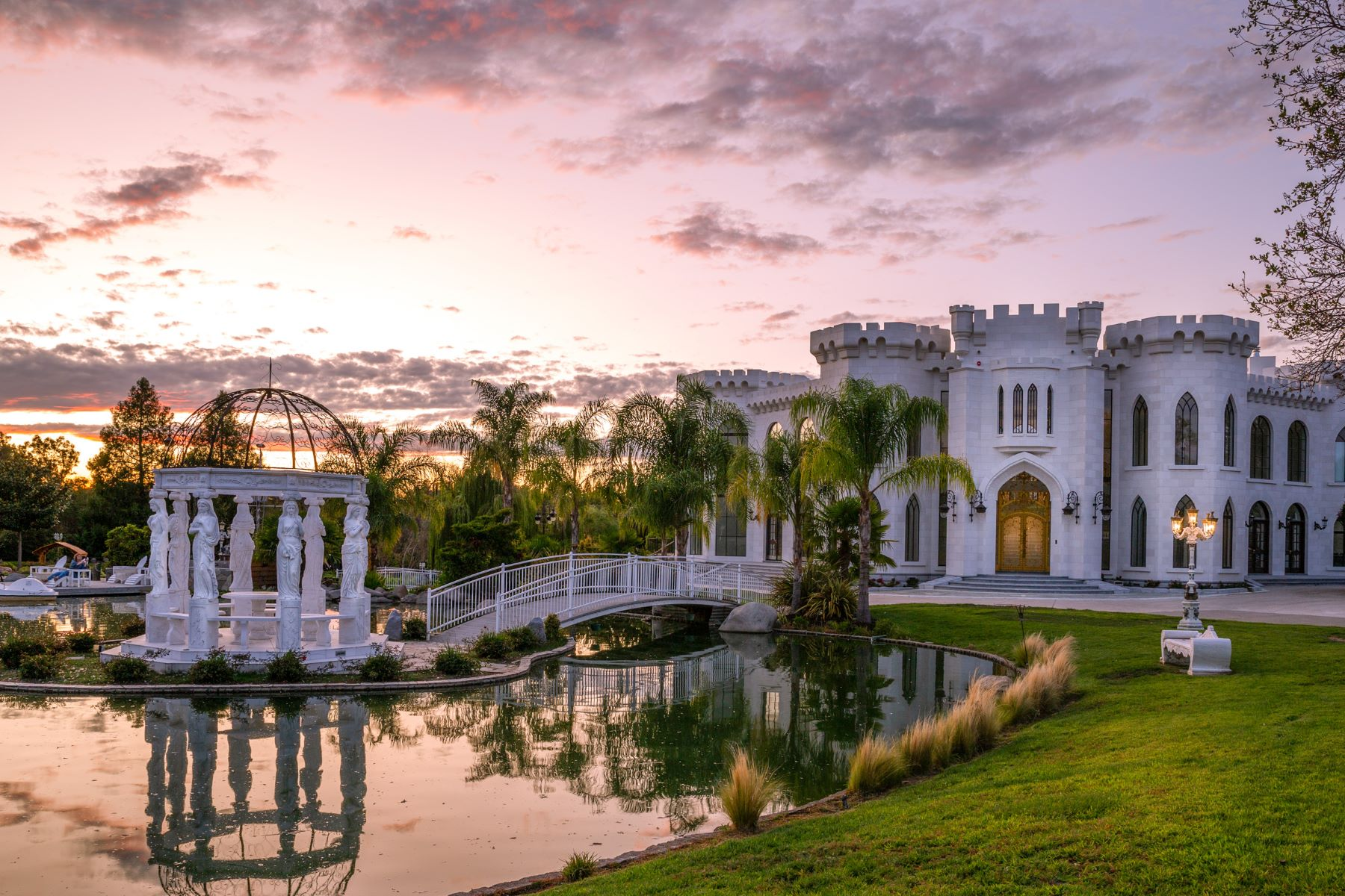 Single Family Homes for Sale at Enchanted Castle Granite Bay, California 95746 United States