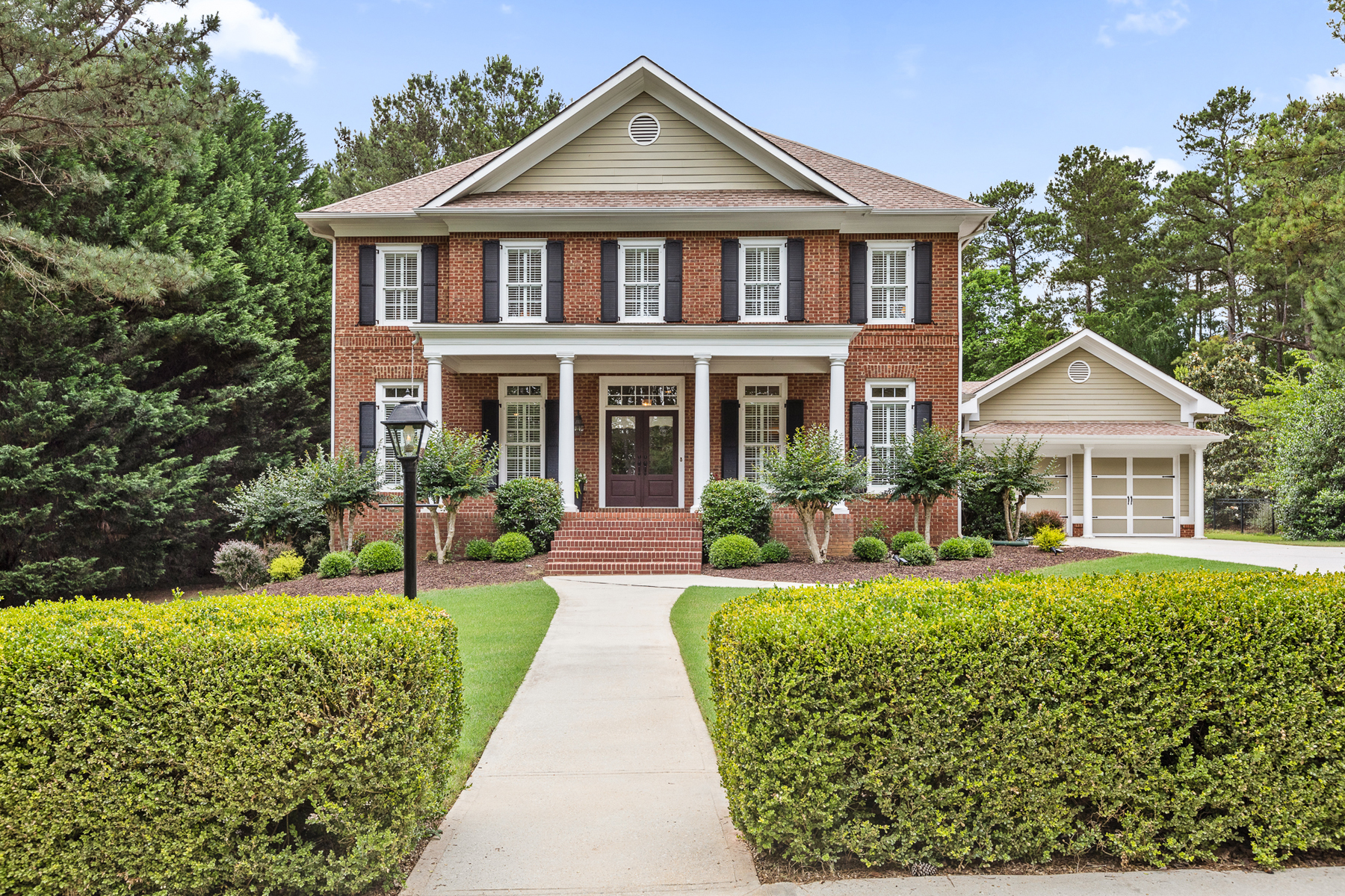Single Family Homes for Sale at Awesome Full Brick House in Highgrove 135 Meeting House Road Fayetteville, Georgia 30215 United States