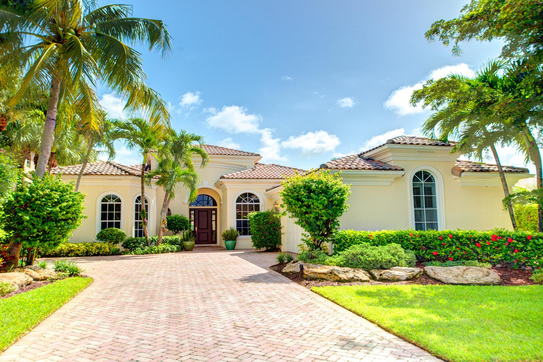 Single Family Home for Sale at 2940 Bent Cypress Road Wellington, Florida, 33414 United States