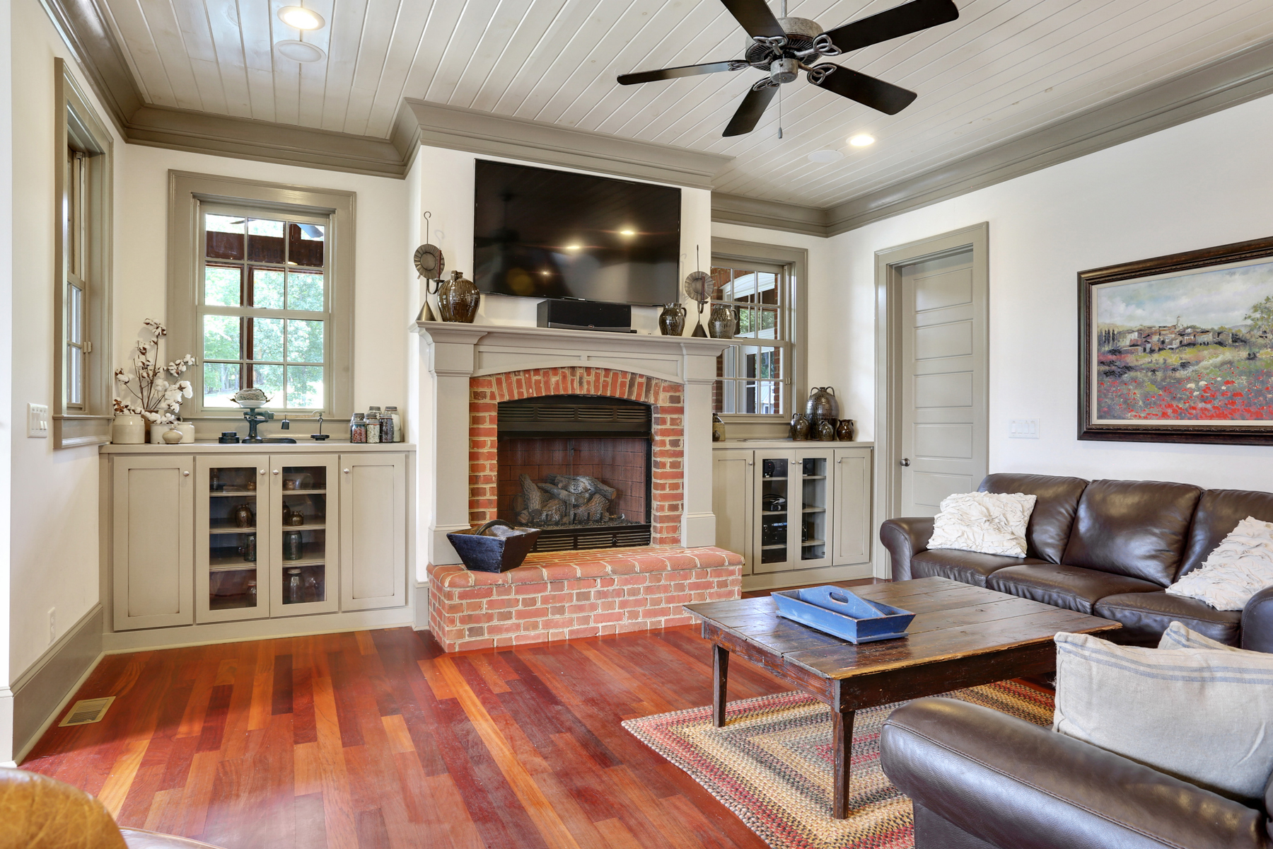 Additional photo for property listing at Timeless Home On Private Acreage 2229 Long Road Ball Ground, Georgia 30107 United States