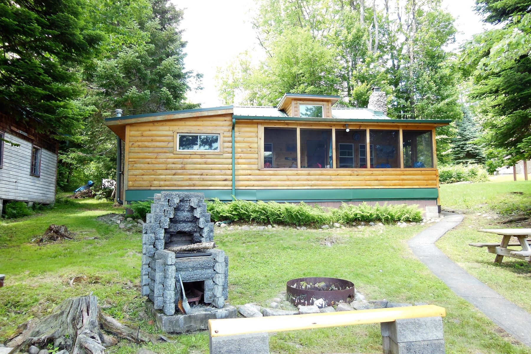 Single Family Home for Sale at 1011 Norton Rd. 1011 Norton Rd. Otter Lake Forestport, New York 13338 United States