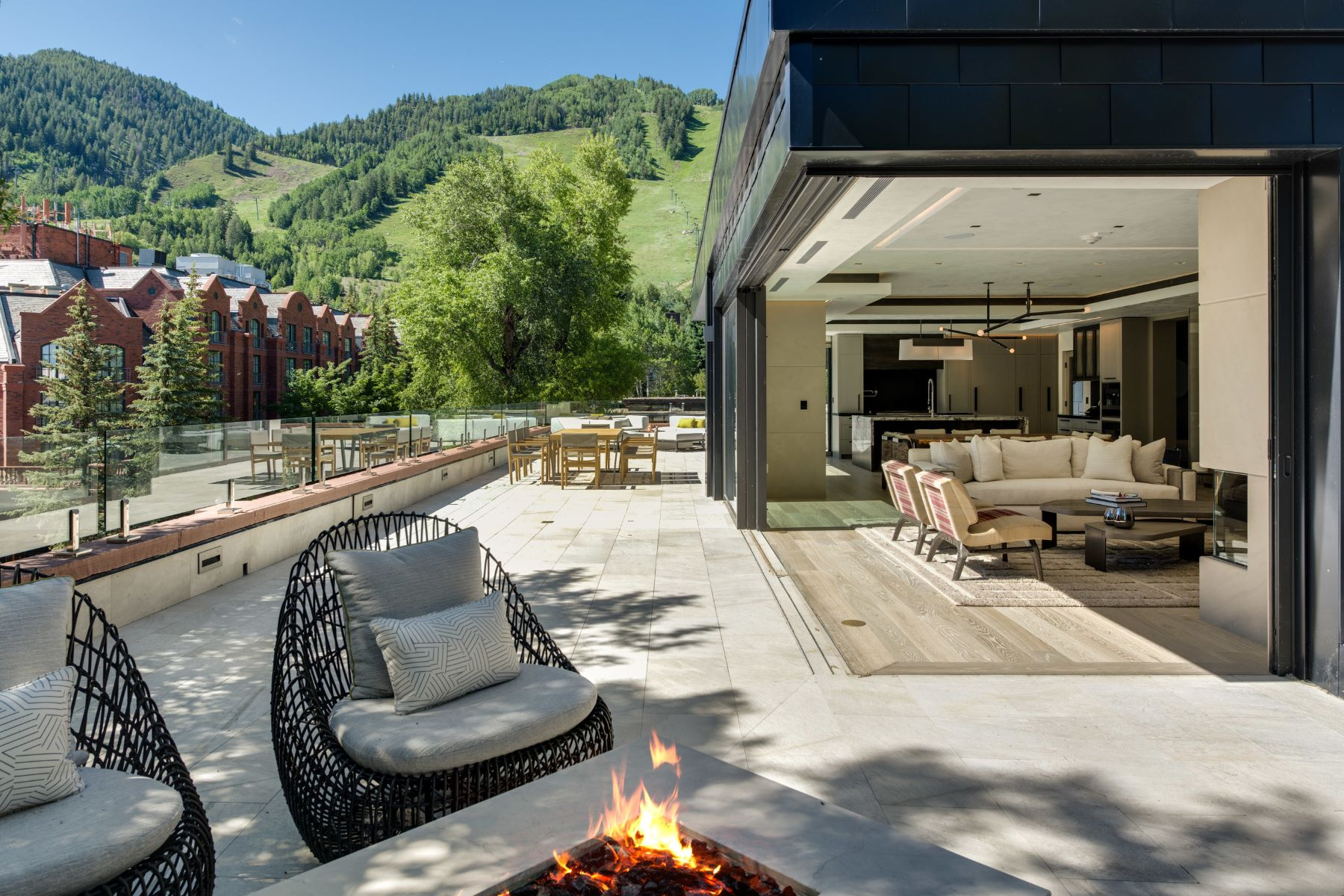 Condominium for Active at One of a kind in downtown Aspen 219 E Durant Avenue, PH-20 Aspen, Colorado 81611 United States