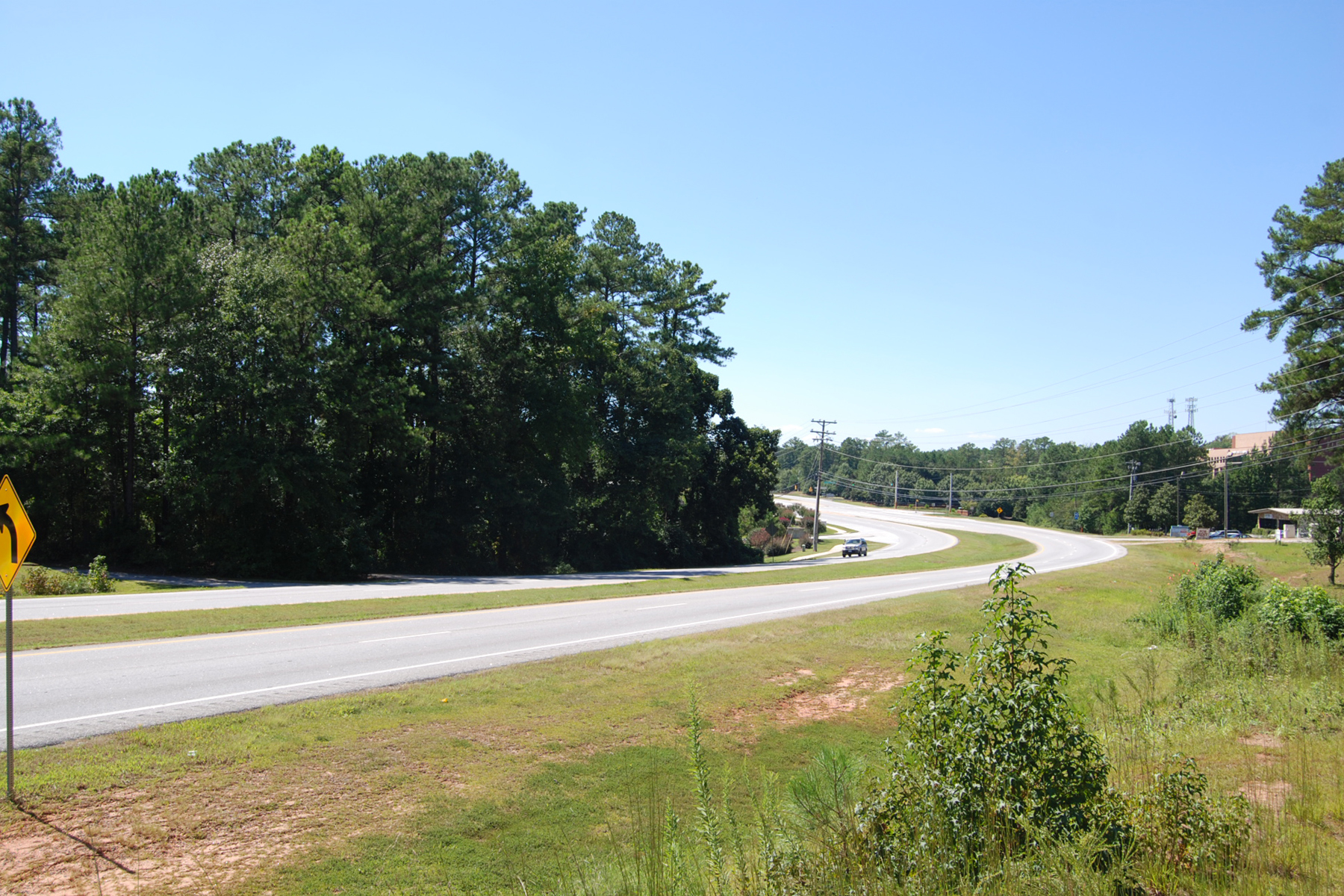 토지 용 매매 에 Prime Location - 8+/- Acres Across From Piedmont Fayette Hospital 1218 Highway 54 W, Fayetteville, 조지아 30215 미국