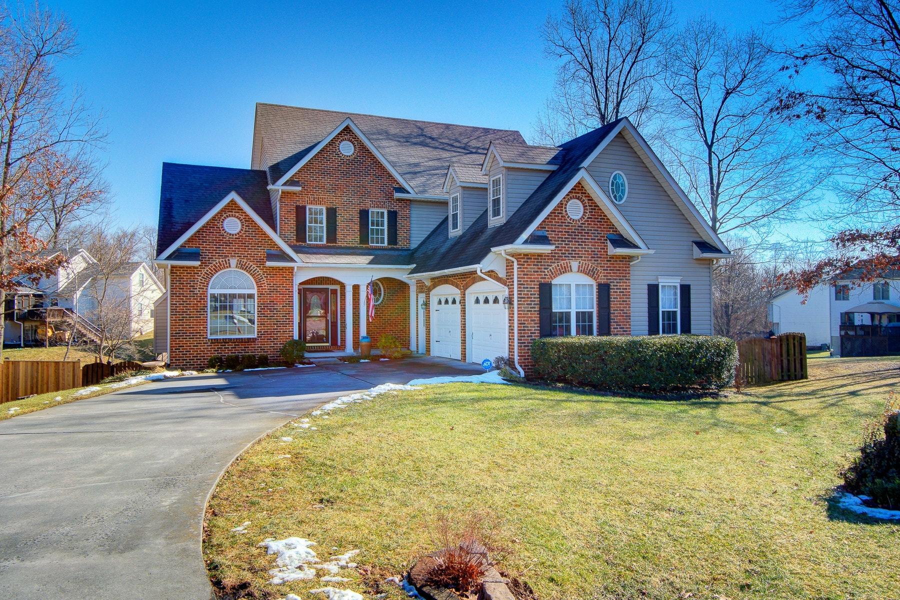 Single Family Home for Sale at 115 Cannon Circle 115 Cannon Circle Winchester, Virginia 22062 United States