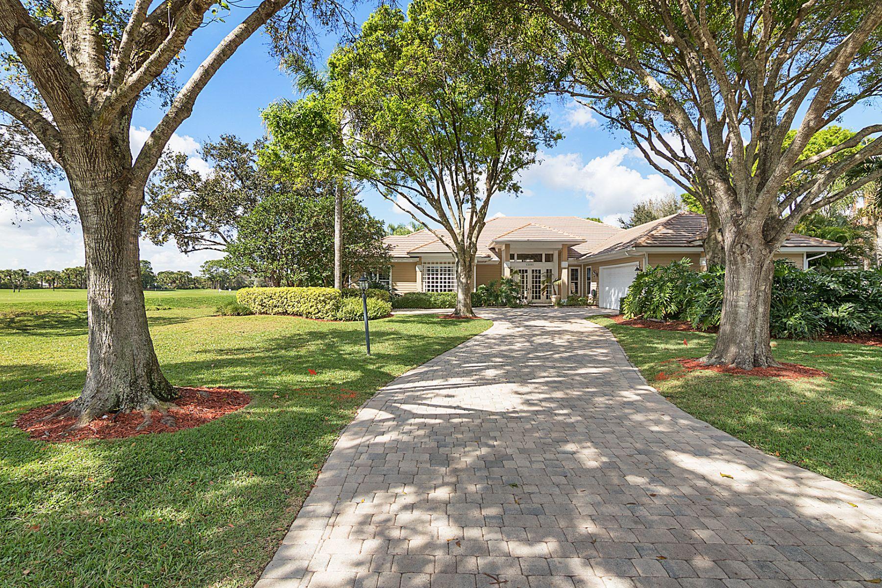 独户住宅 为 销售 在 13061 Sabal Chase Old Marsh Golf Club, 棕榈滩花园, 佛罗里达州, 33418 美国